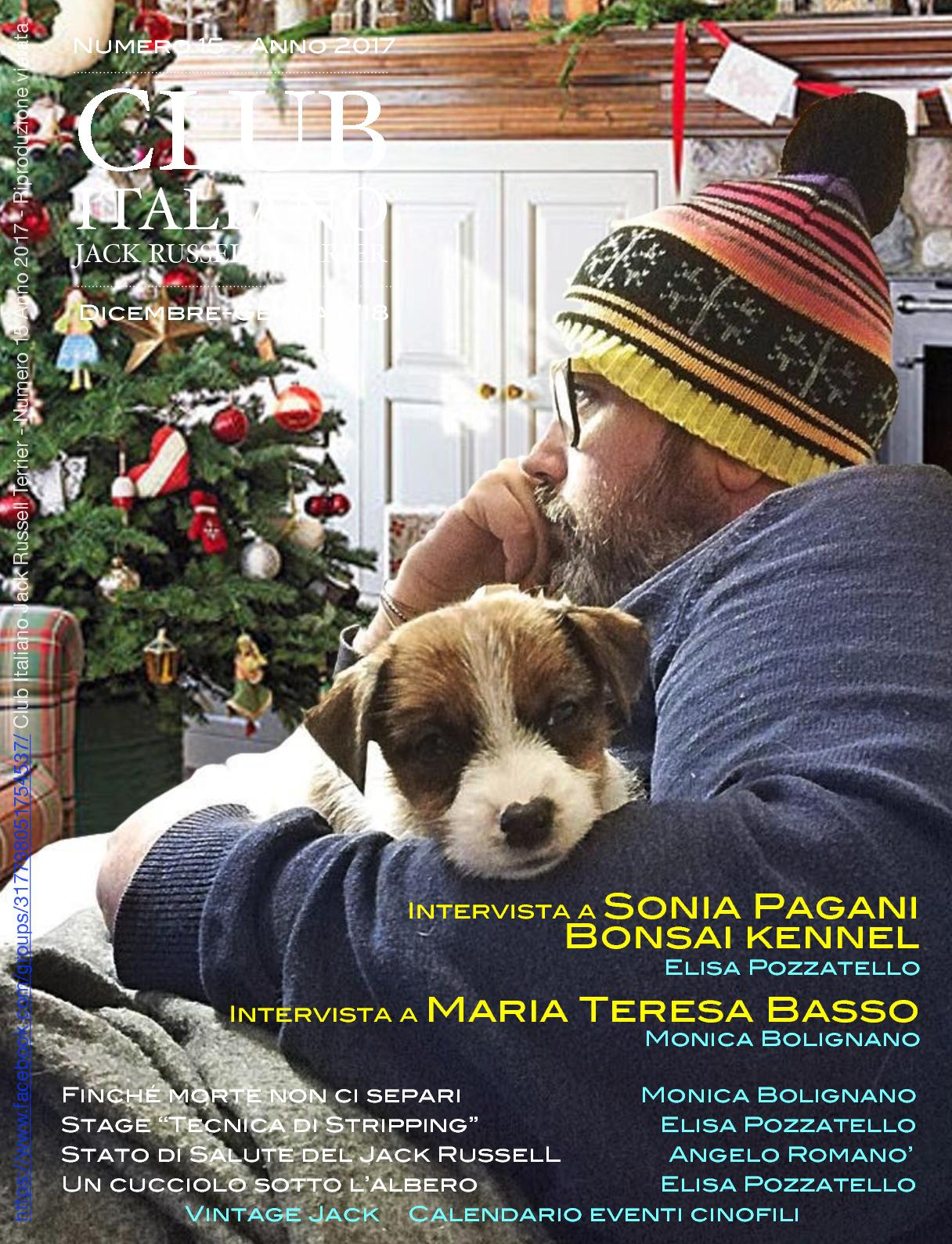 Expocani Calendario.Calameo Club Italiano Jack Russell Terrier N 15 2017