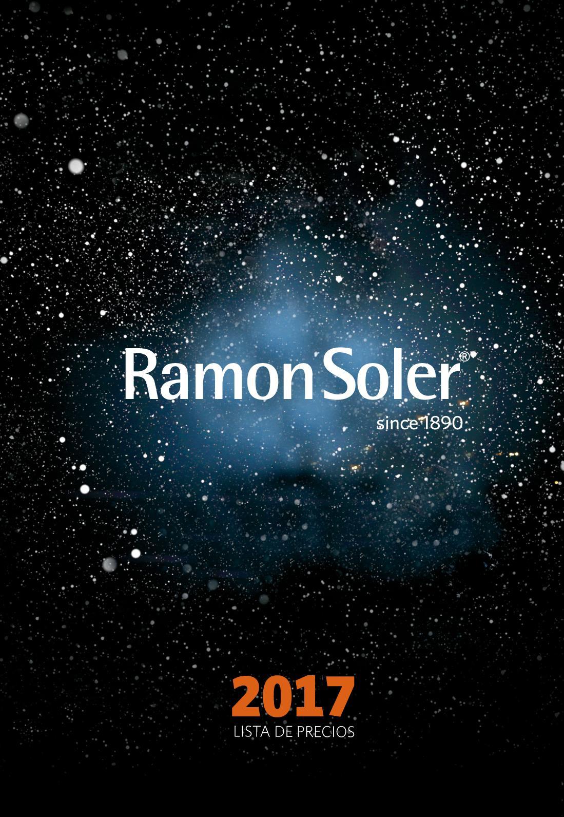 Ramon Soler 217212 Monomando Bid/é en Acabado Cromado Modelo Drako