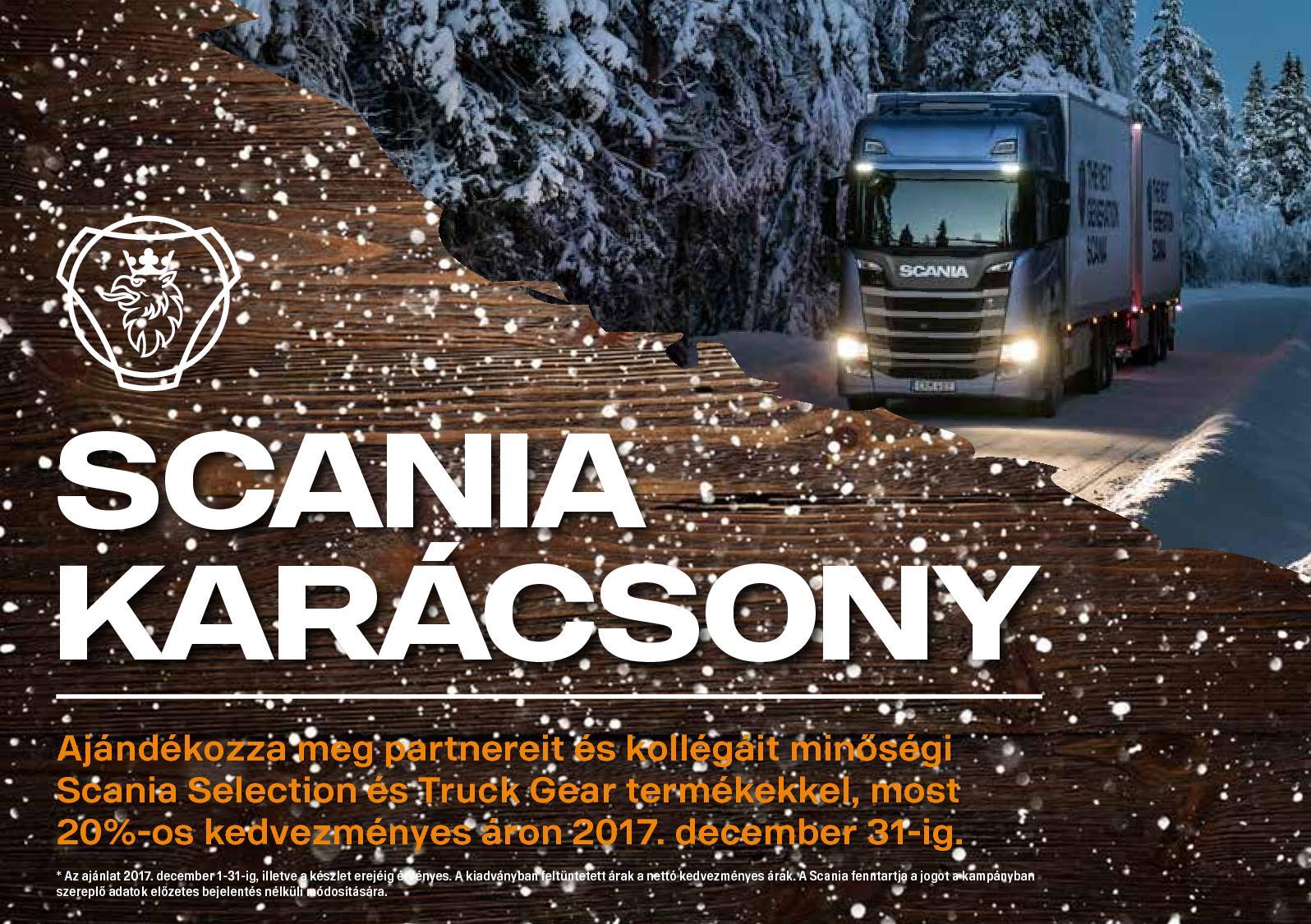 9a6d71f8f9 Calaméo - Scania Karácsony (2017)