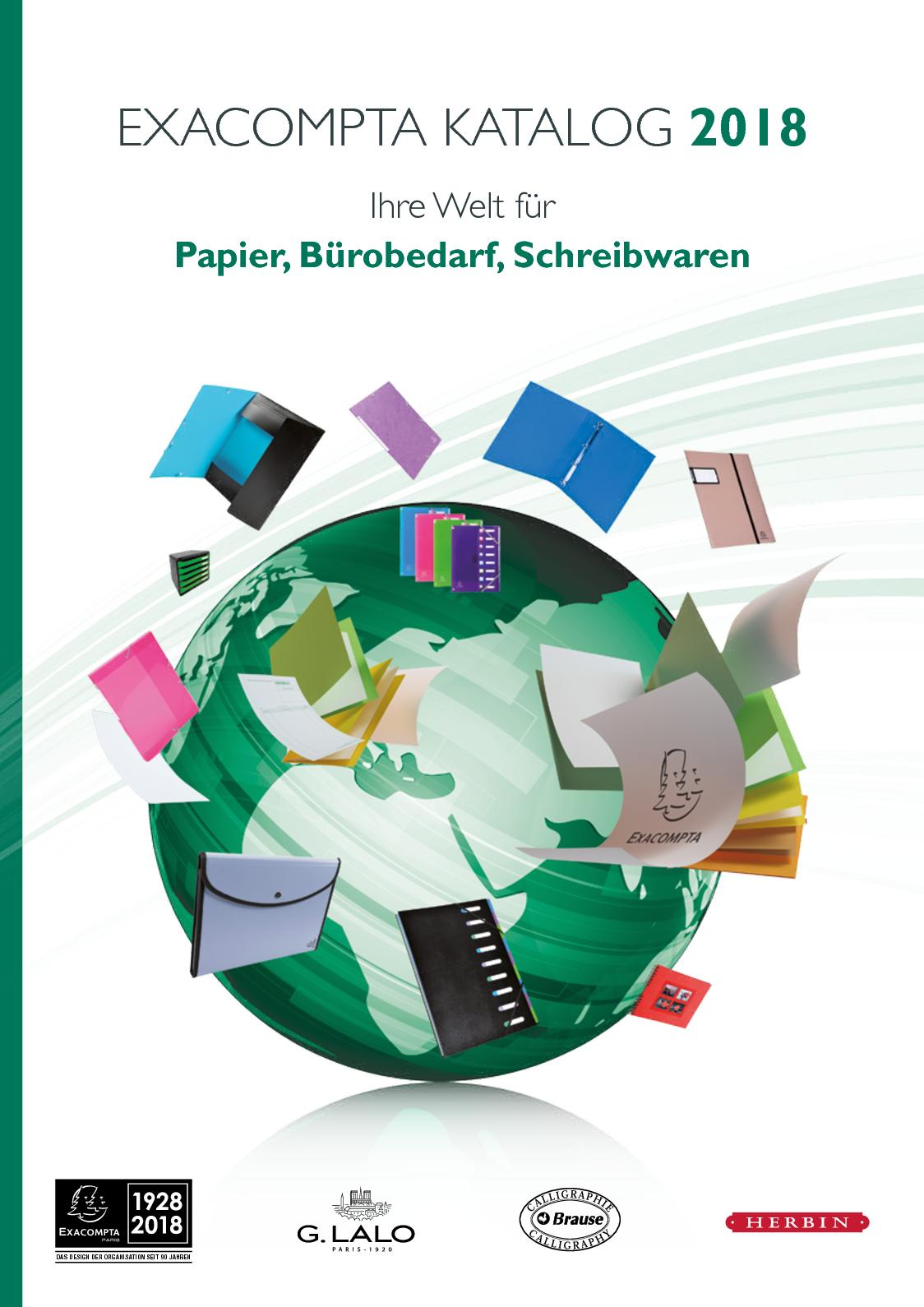 Calaméo Exacompta Katalog 2018 De
