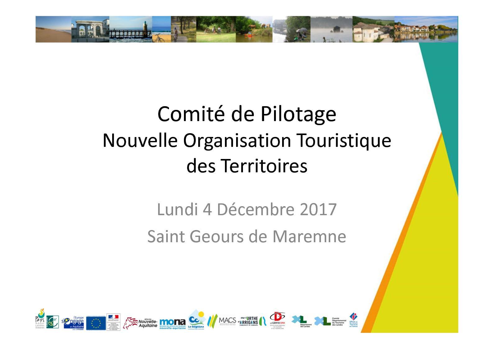 7af3bd2259e3f Calaméo - Comité De Pilotage Tourisme Bilan 2017 et Perspectives 2018  Décembre 2017