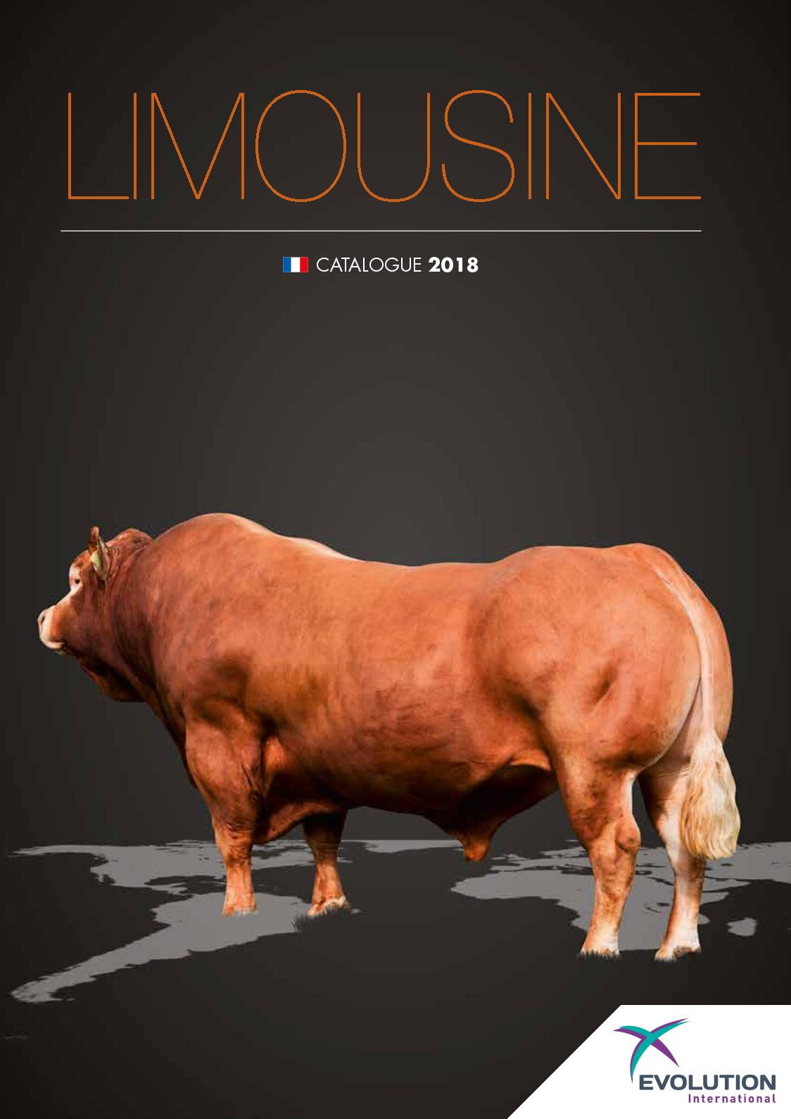Catalogue Limousin 2018 fr