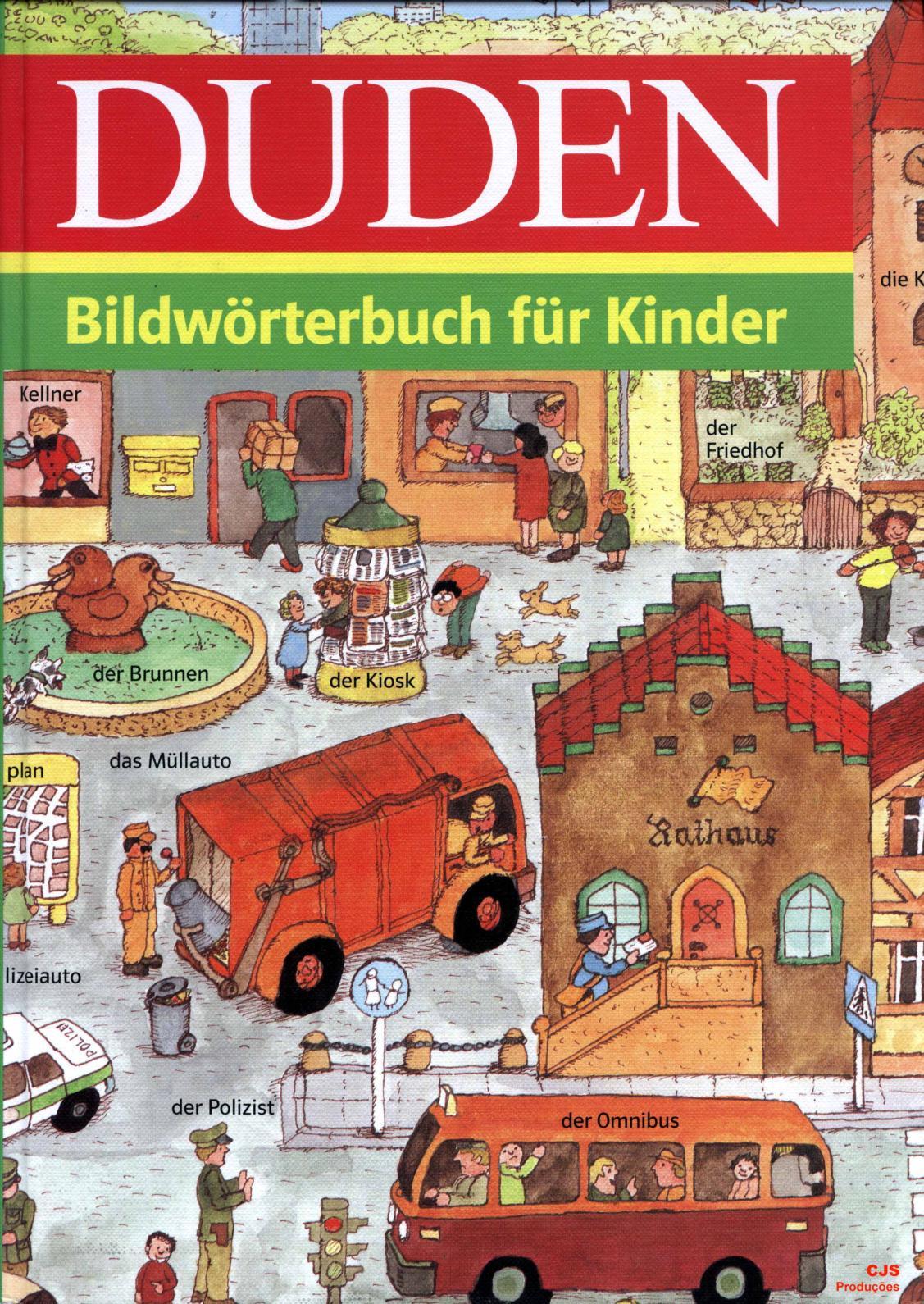 قاموس الماني مصور للاطفال والكبار بصيغة pdf تحميل مجاني.