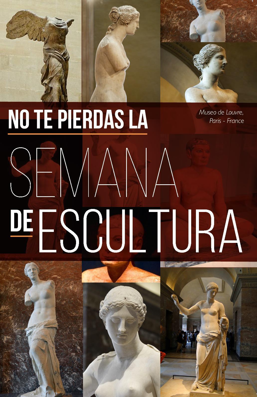 Catalogo ref. Semana de la Escultura