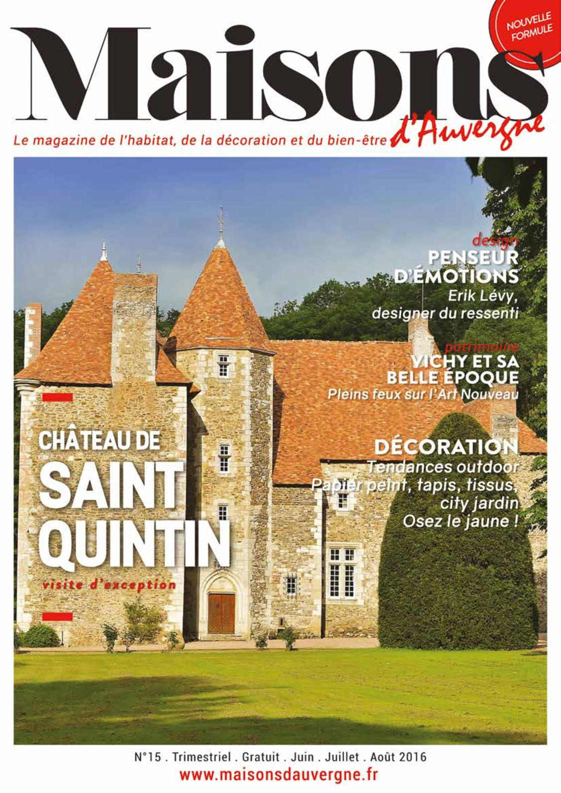 Architecte Jardin 3D Gratuit calaméo - maisons d'auvergne n°15 - juin/juillet/août 2016