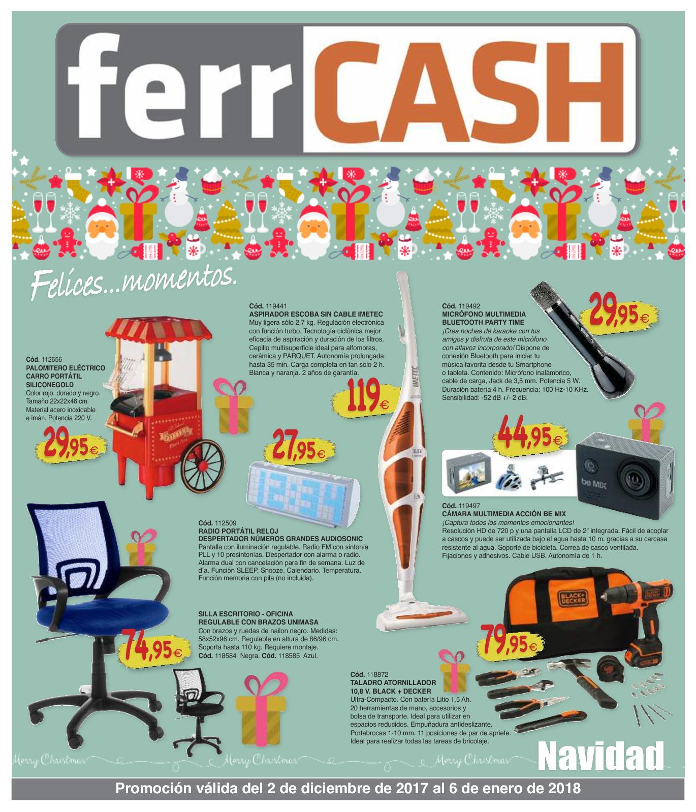 a8214ba330a Calaméo - Folleto Ferr Cash Invierno 2017