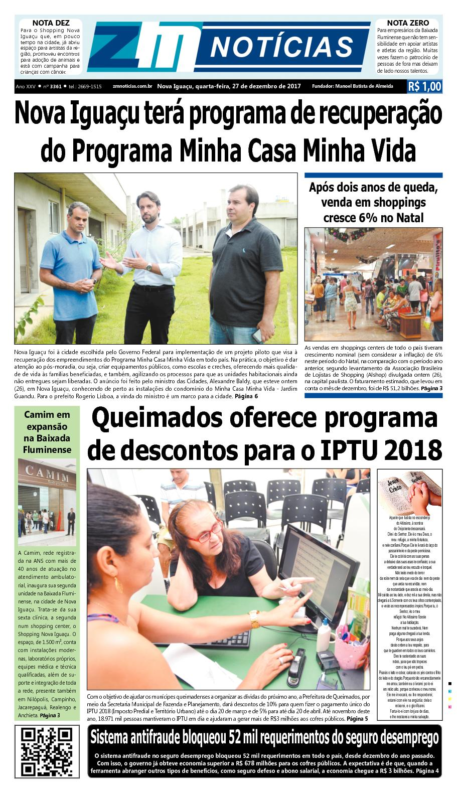 Calaméo - ZM Noticias - Edição 271217 7c203c530e7d0