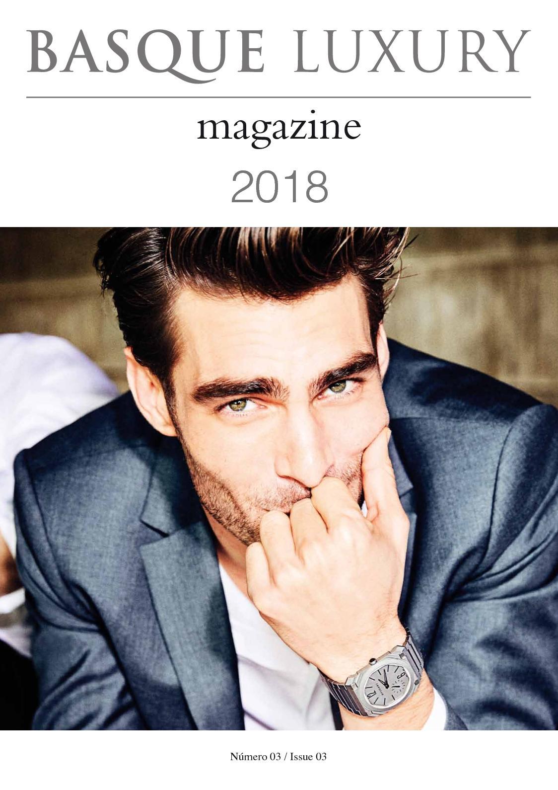 98a06d546f Calaméo - Basque Luxury Magazine 2018
