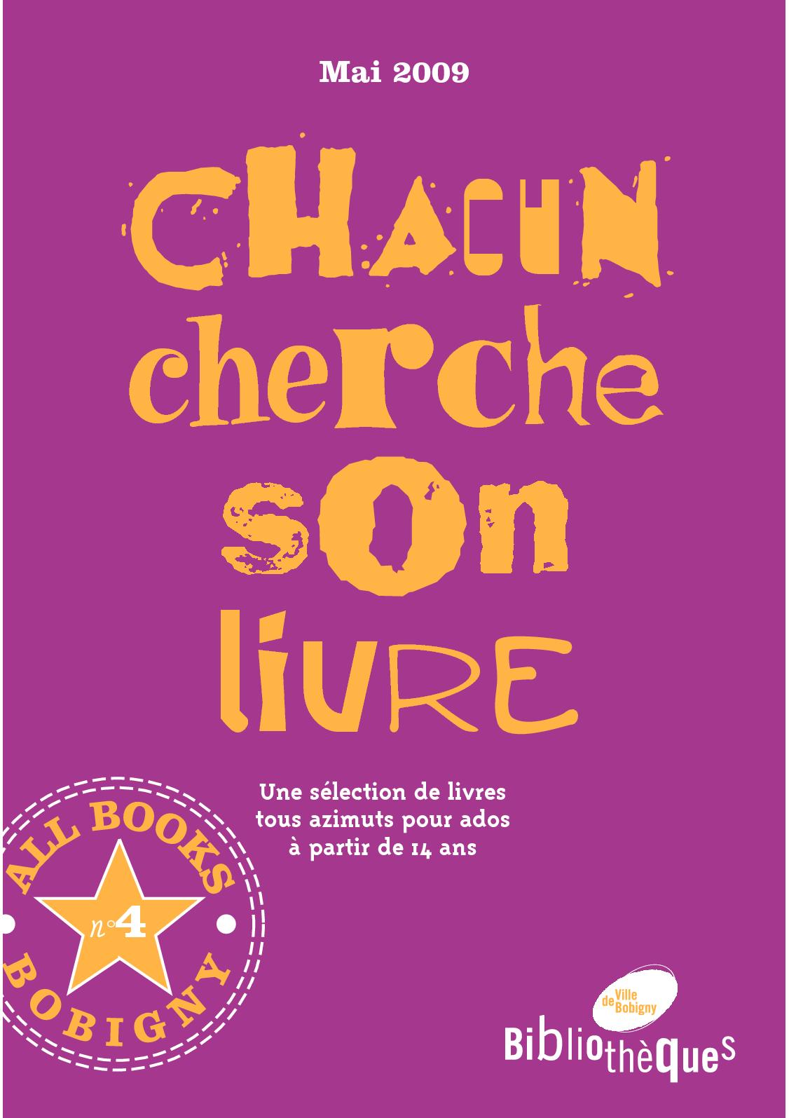 Calameo Chacun Cherche Son Livre Mai 2009