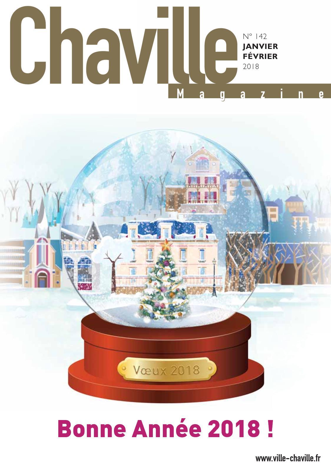 Les Sens Du Bien Etre Chaville calaméo - chaville magazine 142