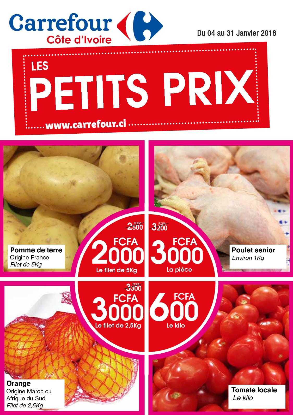 Calaméo Carrefour Ci Web Catalogue Prix Bas