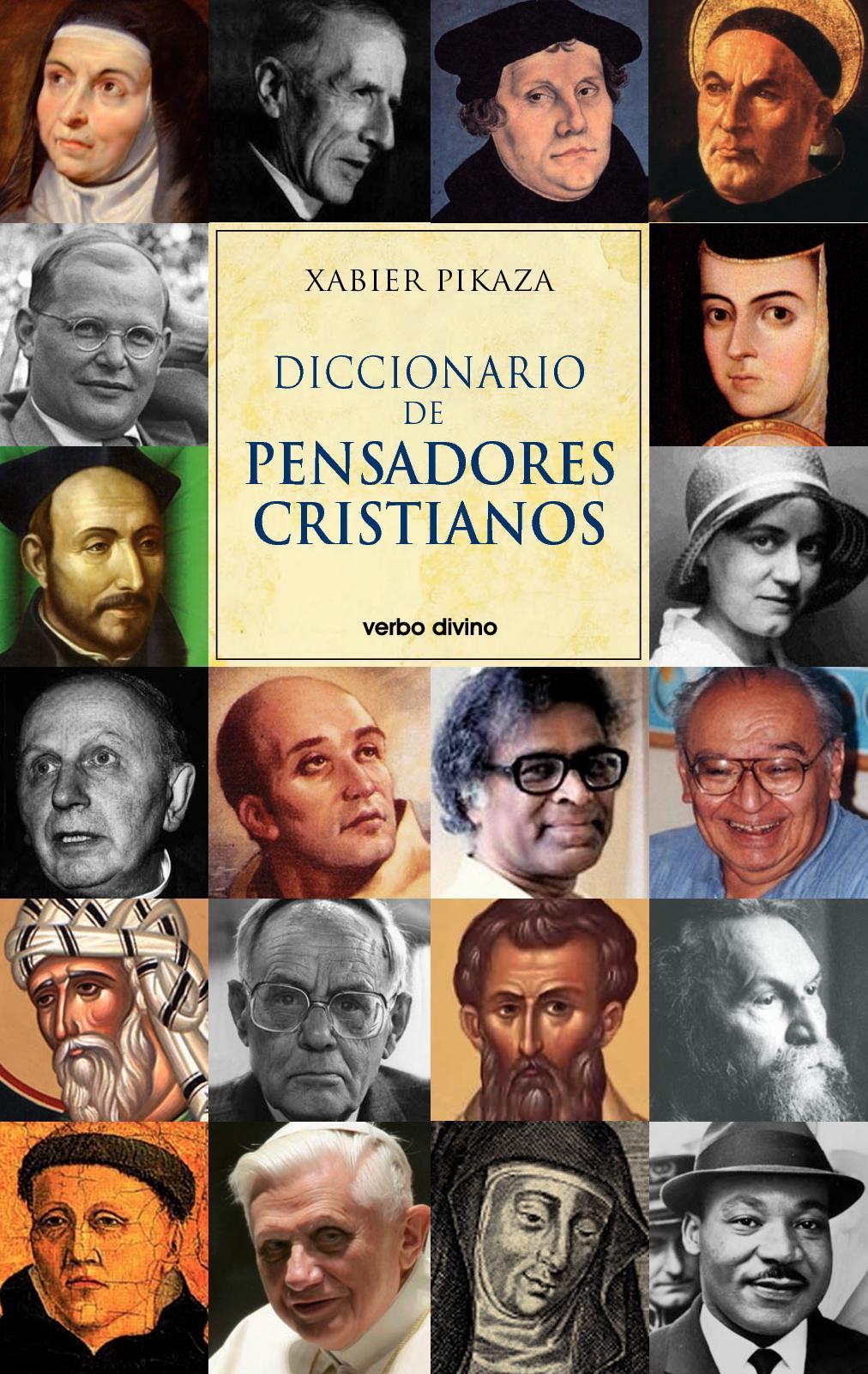 Calaméo - Diccionario De Pensadores Cristianos Parte 1 Xabier Pikaza