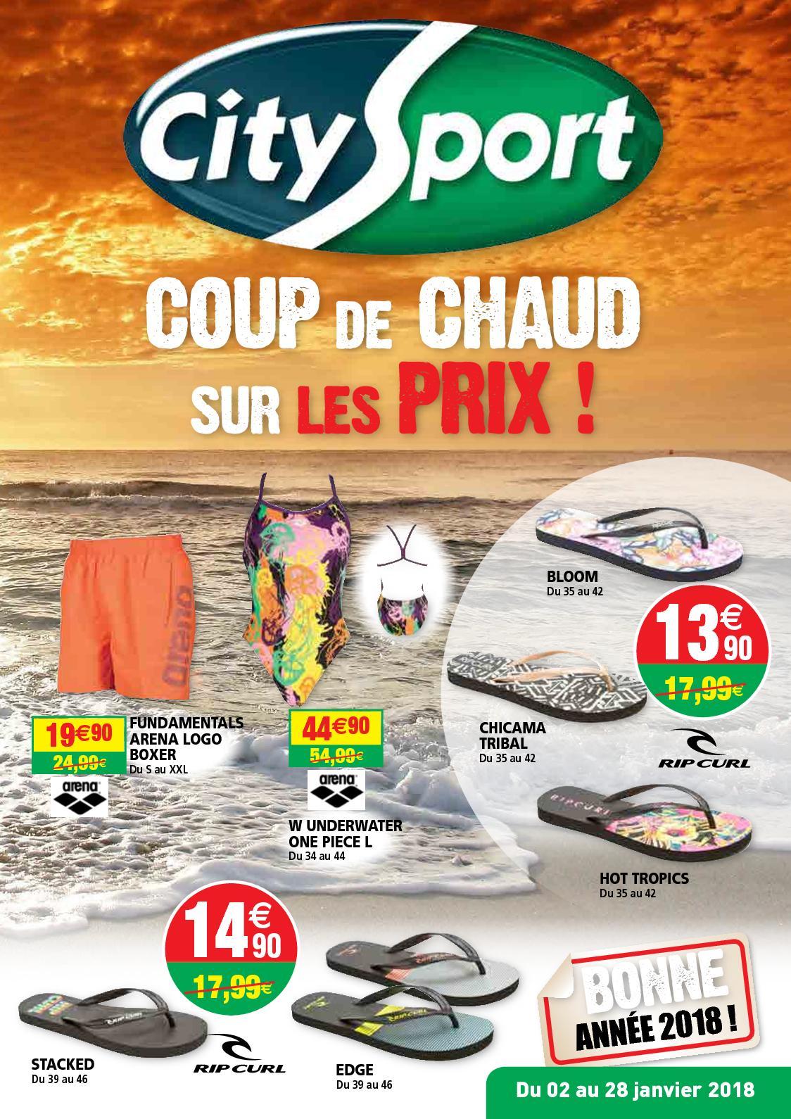City Sport Réunion Janvier 2018 De Catalogue Calaméo 80OXnwPk