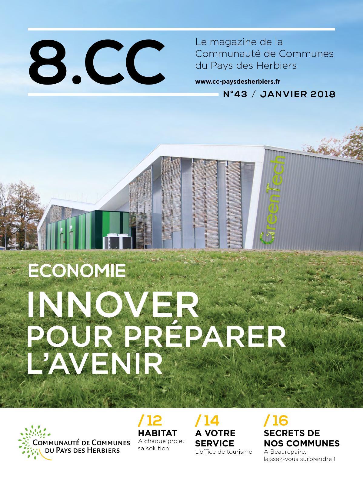 Concept Alu Les Herbiers calaméo - journal intercommunal n°43