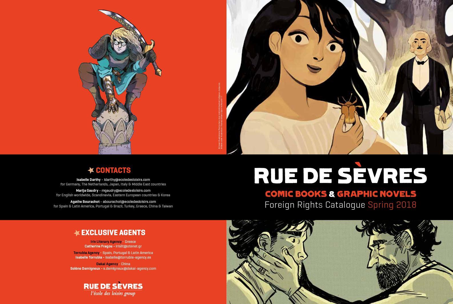 Calaméo - 2018 Spring Catalogue RUE DE SEVRES