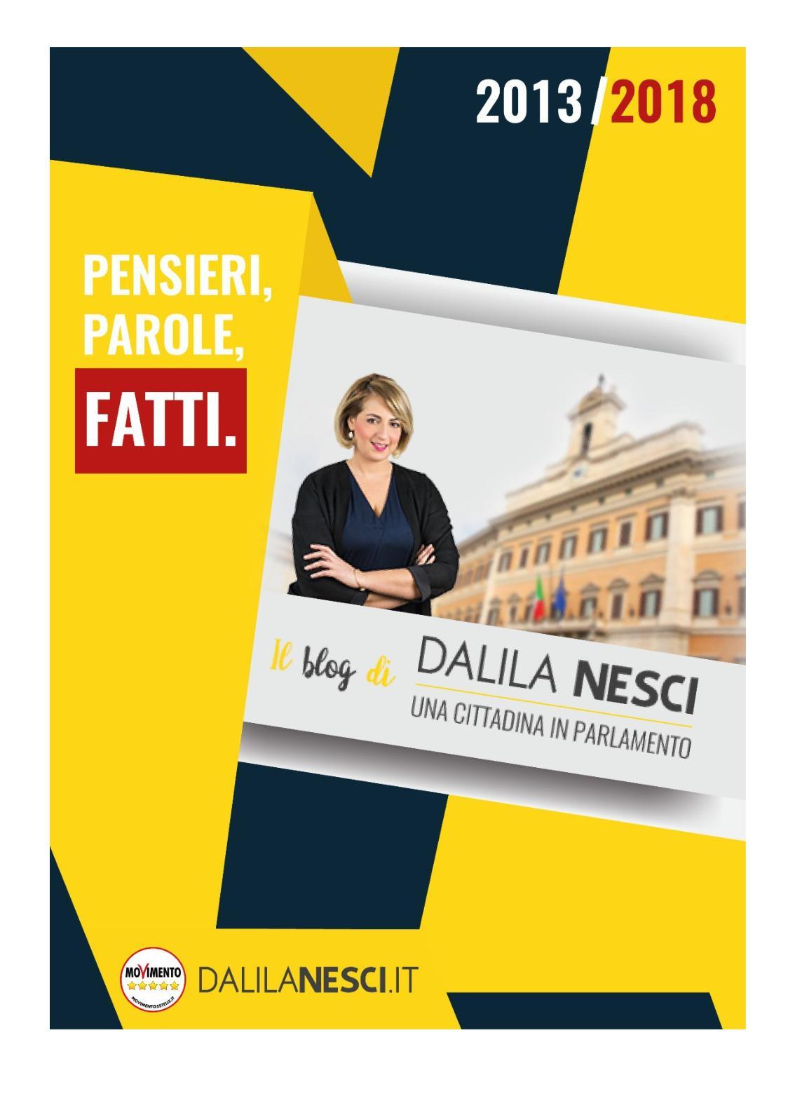 20132018 In Una Cittadina Calaméo Anno Parlamento 7ymI6gYbfv