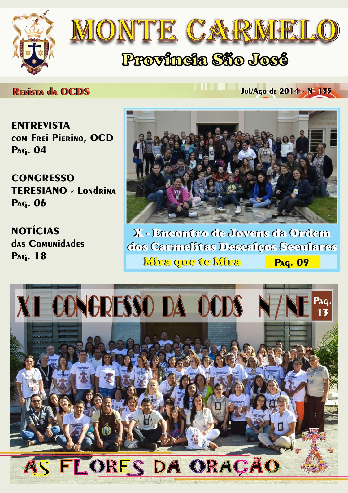 cf011004d Calaméo - Monte Carmelo Nº 135