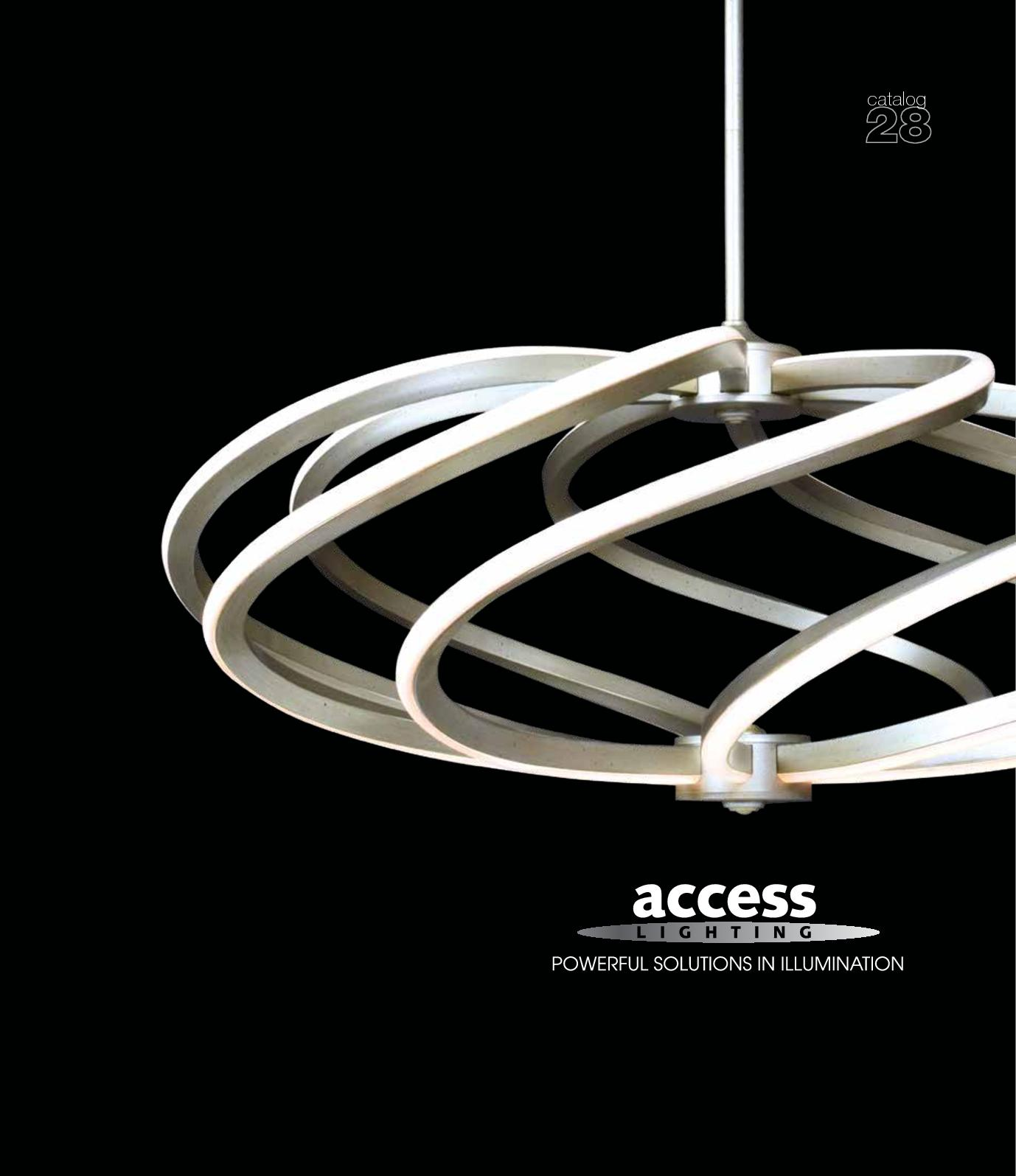 Steel Access Lighting 50182  Tabo 7/' Tall 1 Light Bathroom Sconce