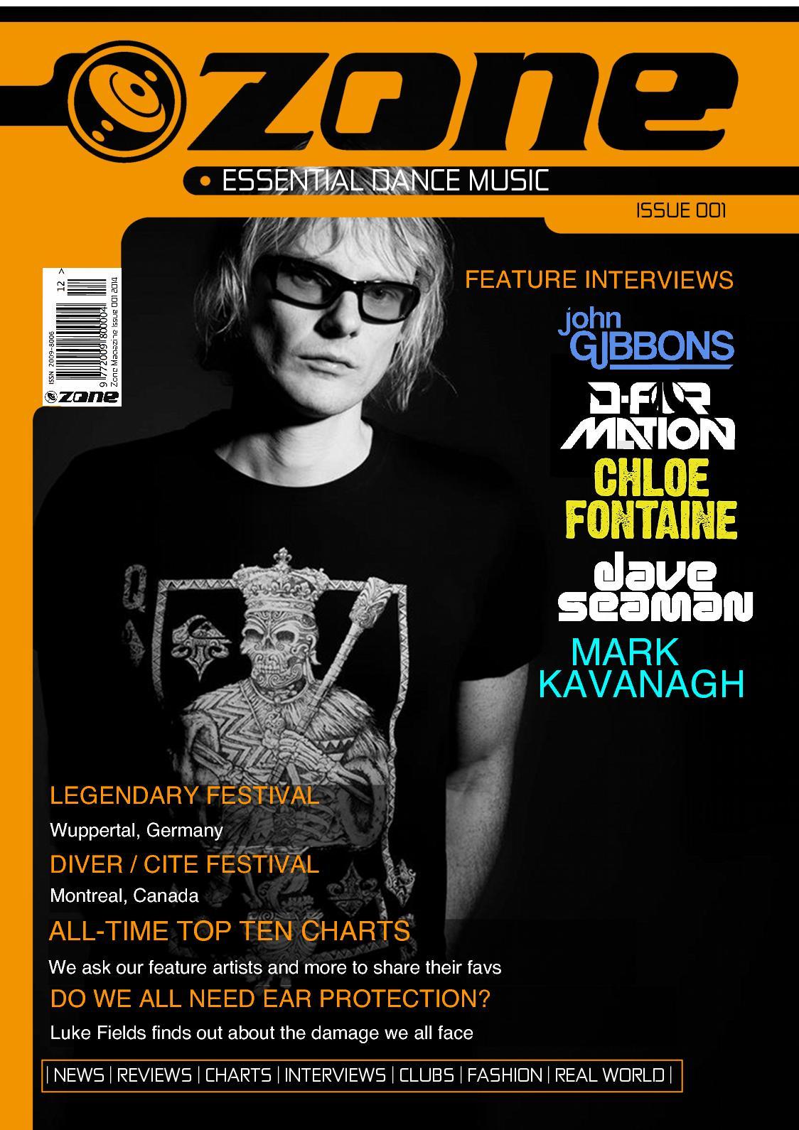 Calaméo - Zone Magazine Issue 001