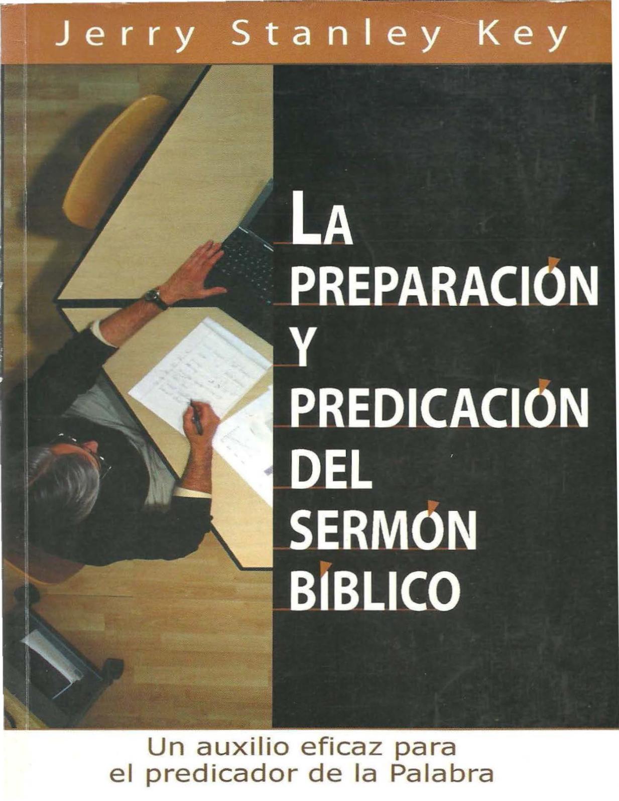Calaméo La Preparación Y Predicación Del Sermón Bíblico