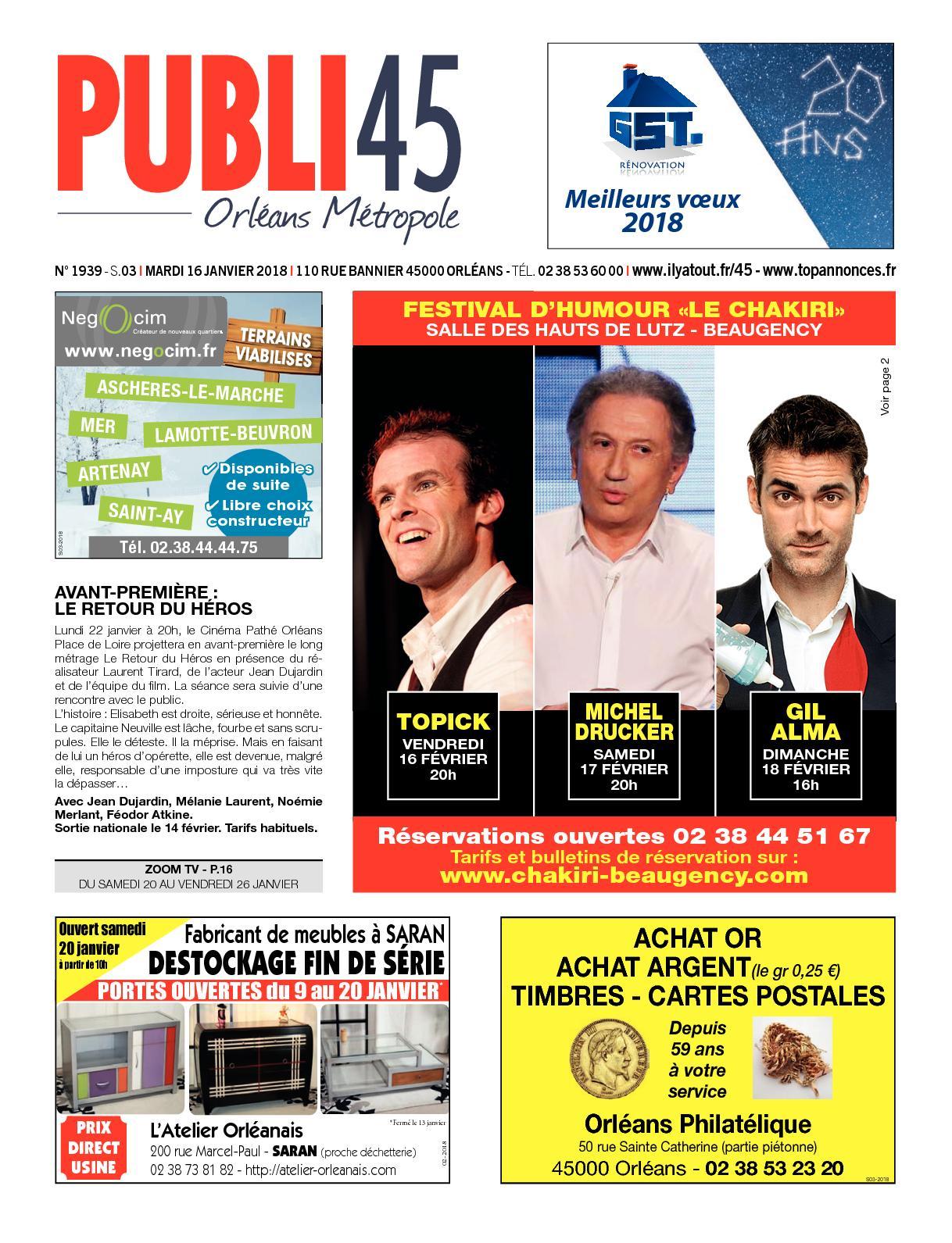 Envia Cuisine Fleury Les Aubrais calaméo - publi 45 s032018
