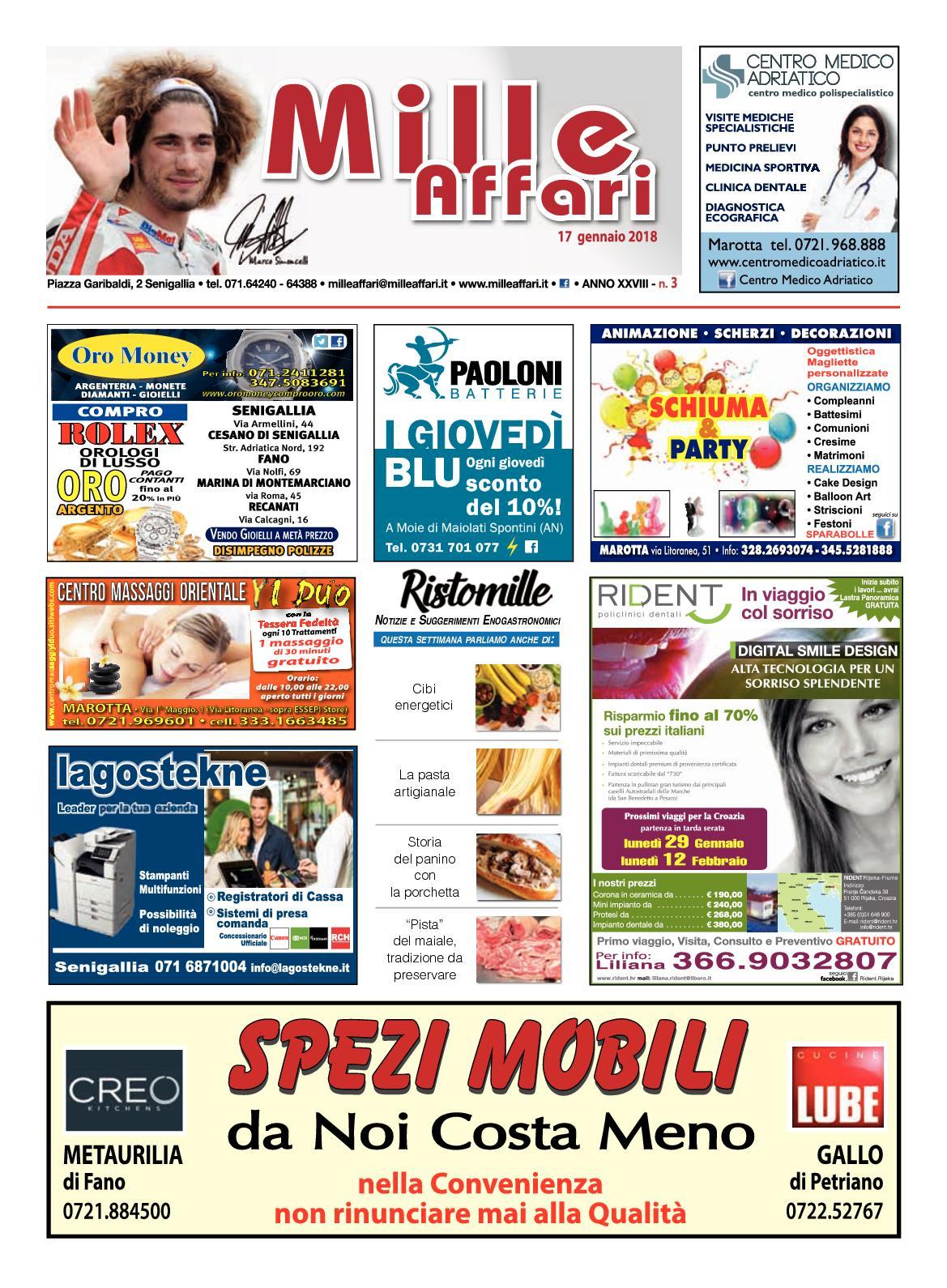 Calameo Milleaffari N 03 Del 17 01 18