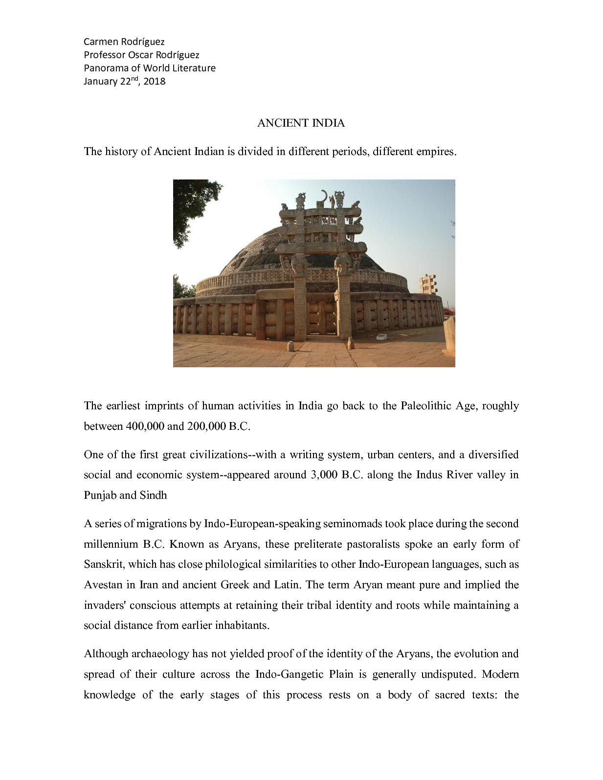 Indian History And Culture Pdf