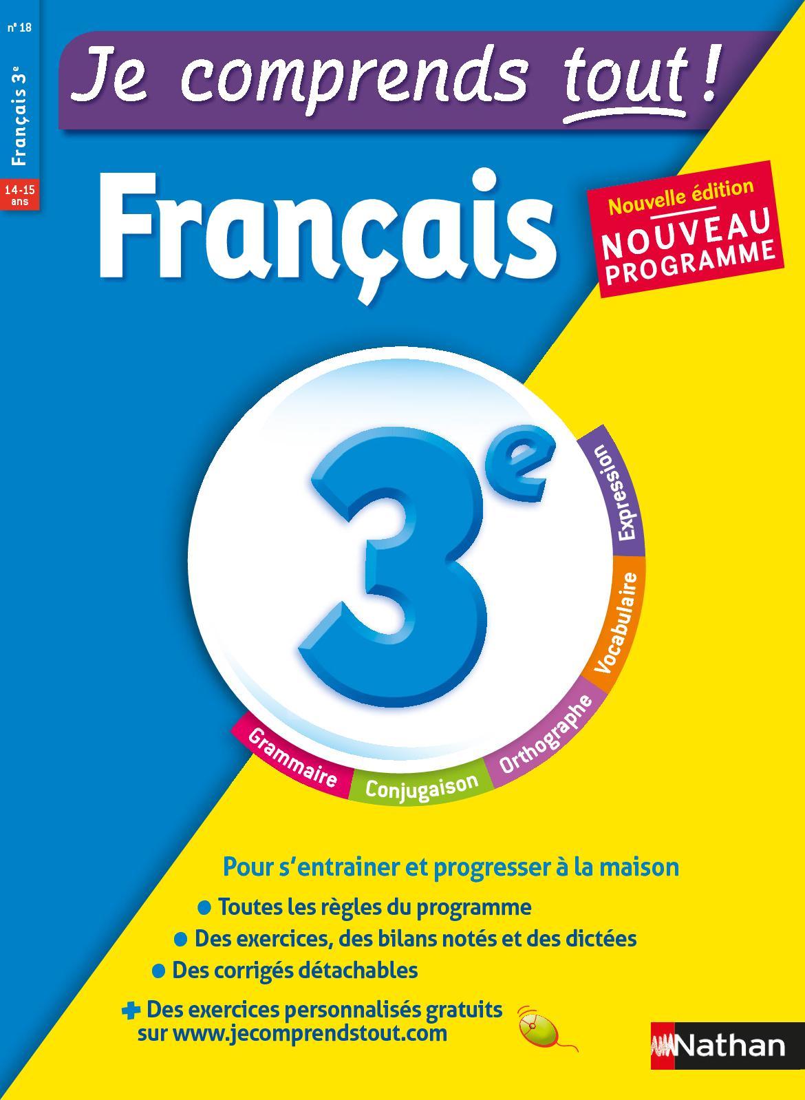 Calameo Francais 3eme Extrait