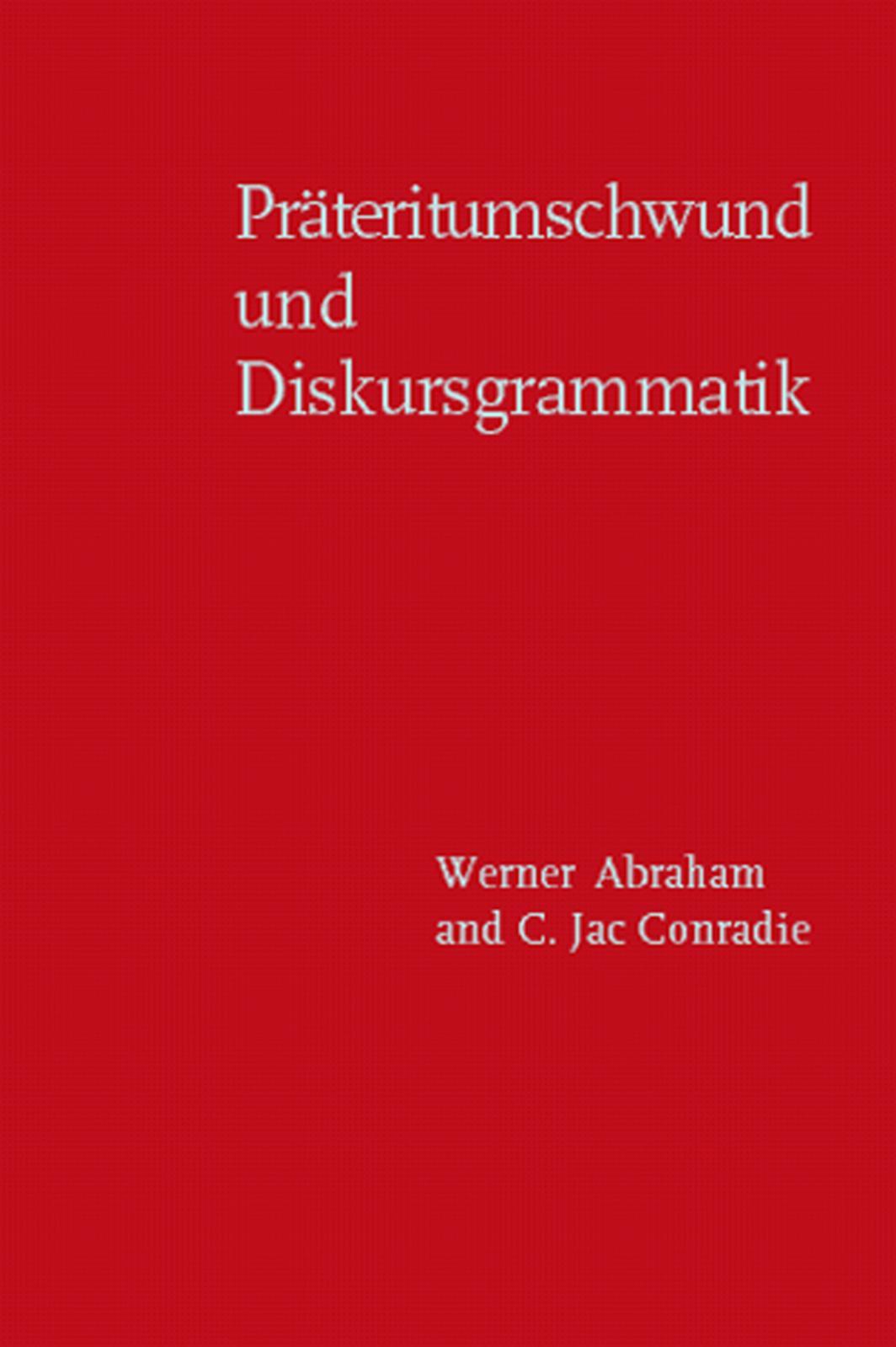 Auxiliares TUN im gesprochenen Deutsch (German Edition)