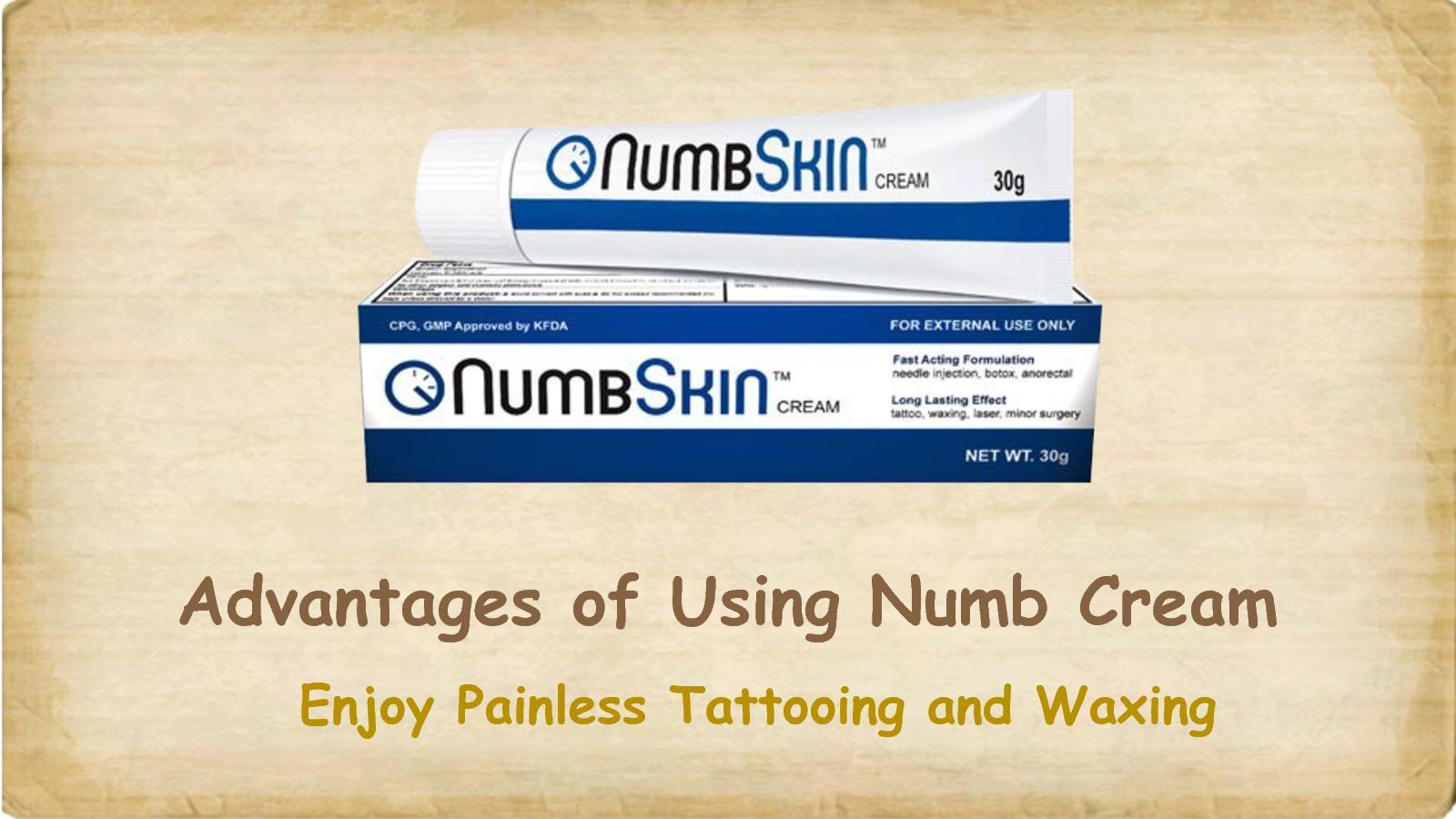 Calaméo - Advantages Of Using Numb Cream