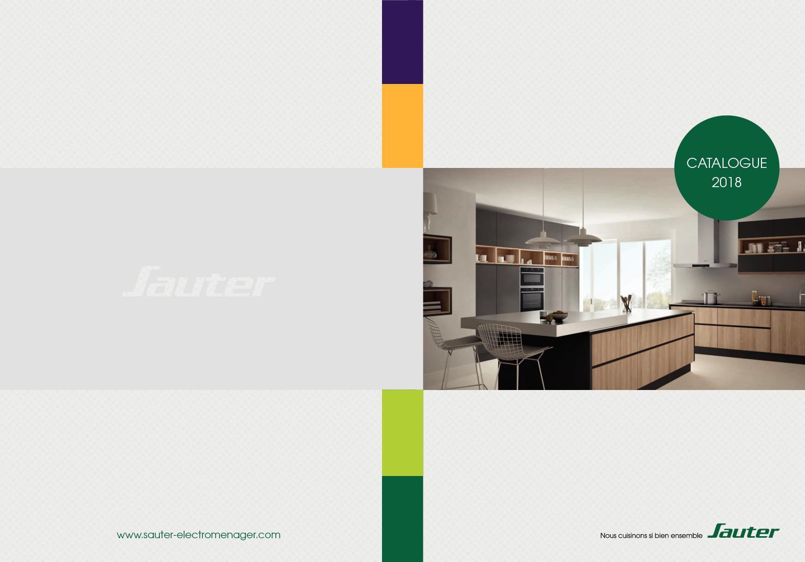 Calaméo Catalogue Sauter 2018