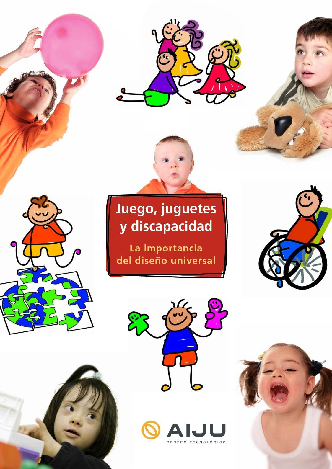 Juego Juguete Calaméo Y Juguete Juego Discapacidad Discapacidad Calaméo Y DW29EIYbeH