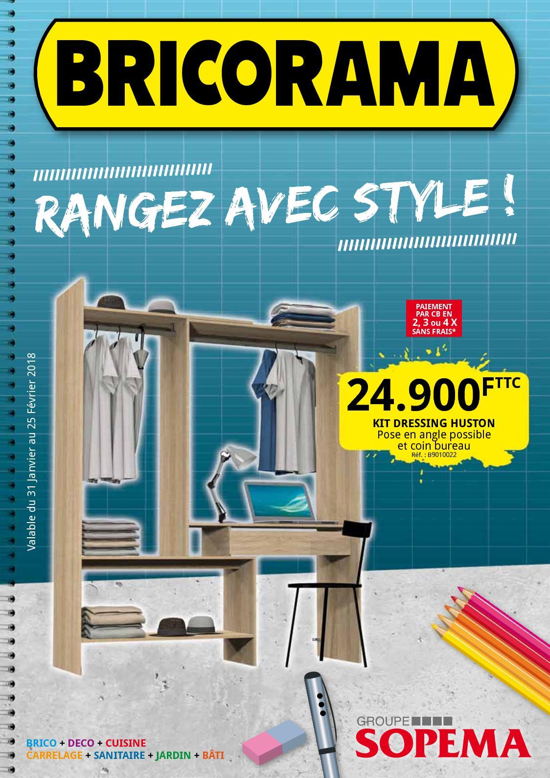 Calaméo Catalogue Avec Rangez Bricorama Style L4R5Aj