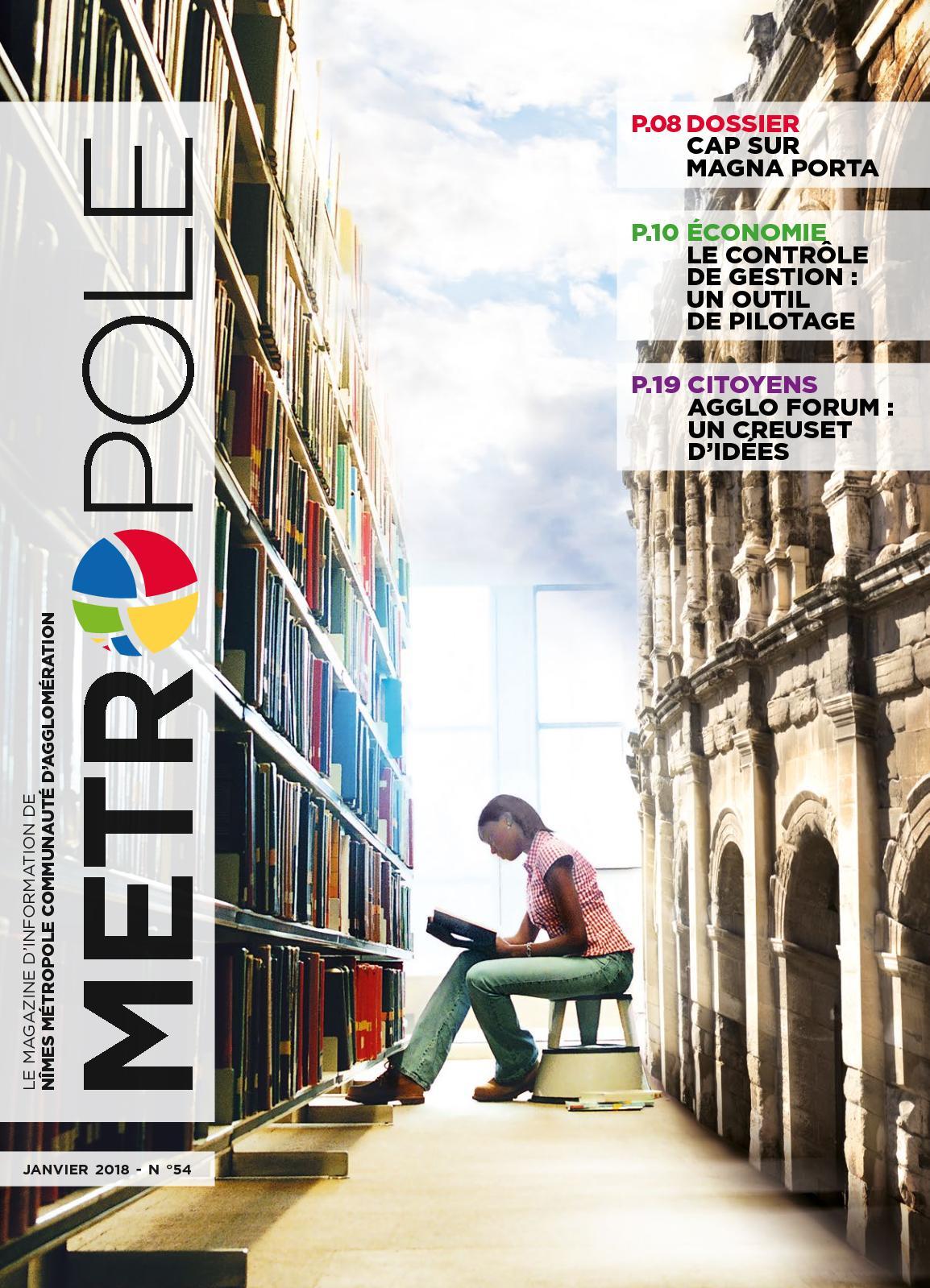 Calaméo Journal Métropole N54