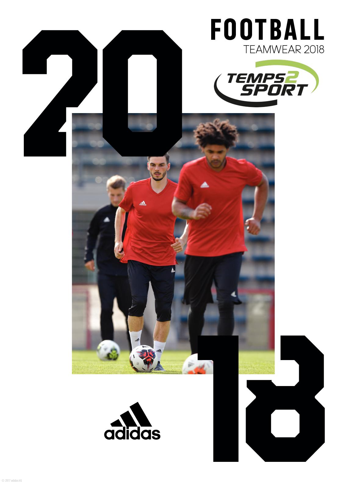 T2s 2018 Catalogue Clubs Adidas Calaméo qYwFP80I in