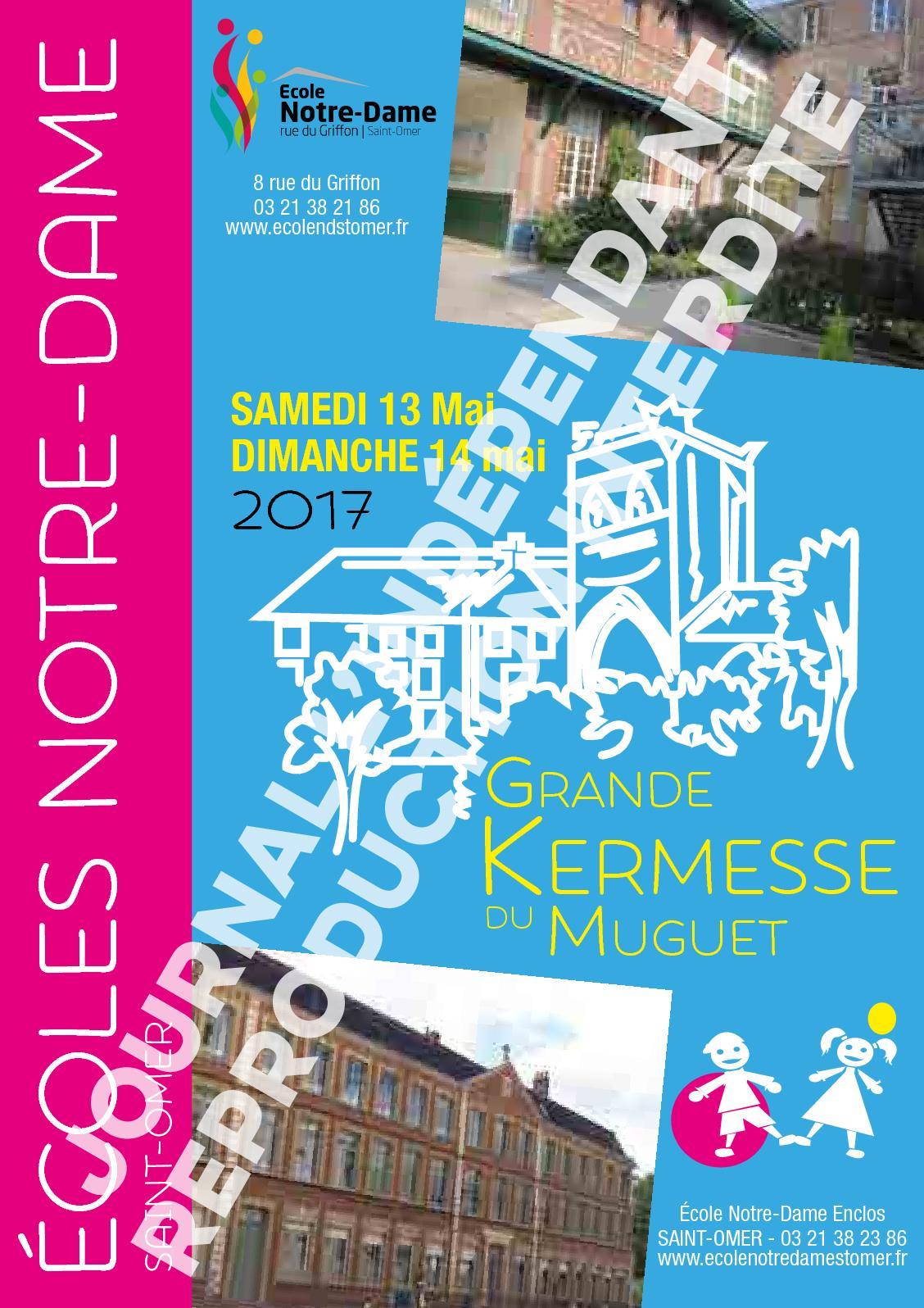 Papier Peint Lionet Hazebrouck calaméo - kermesse du muguet st omer 2017