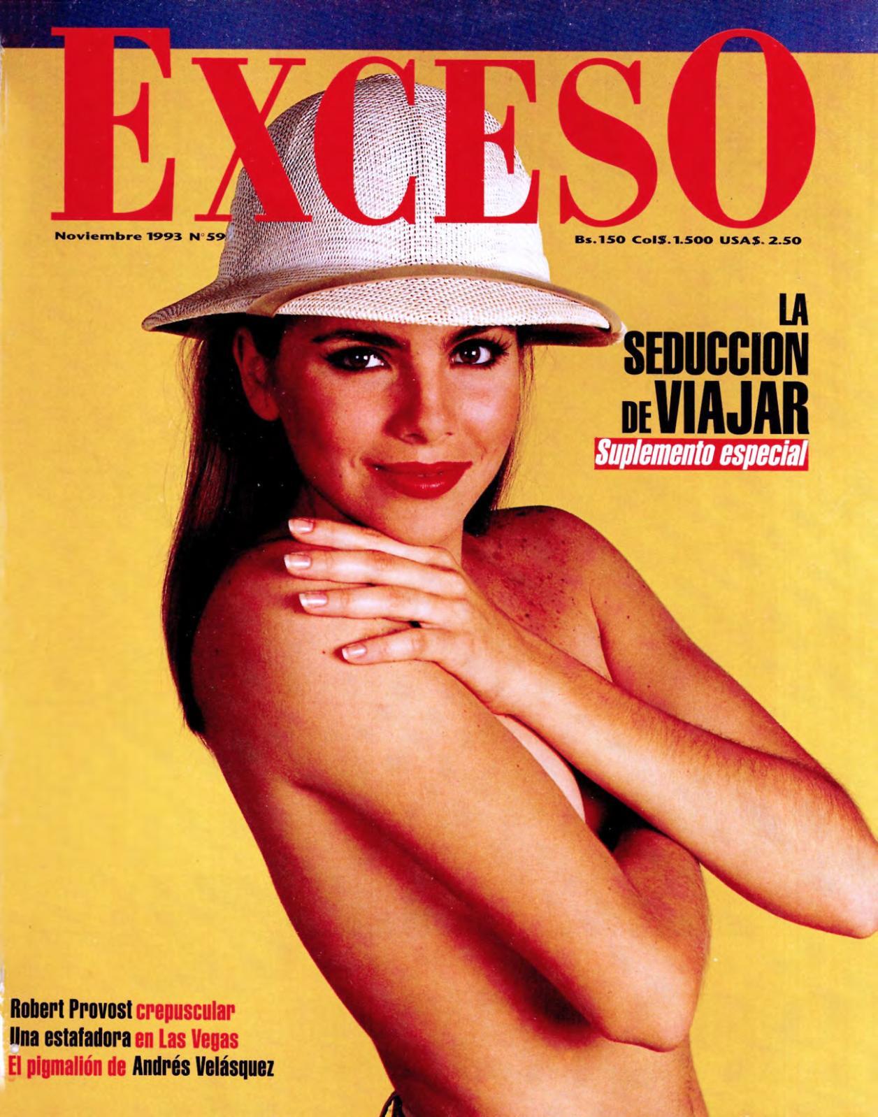 Peli Porno Fuego Lento 1993 calaméo - revista exceso edicion nº 59 noviembre 1993