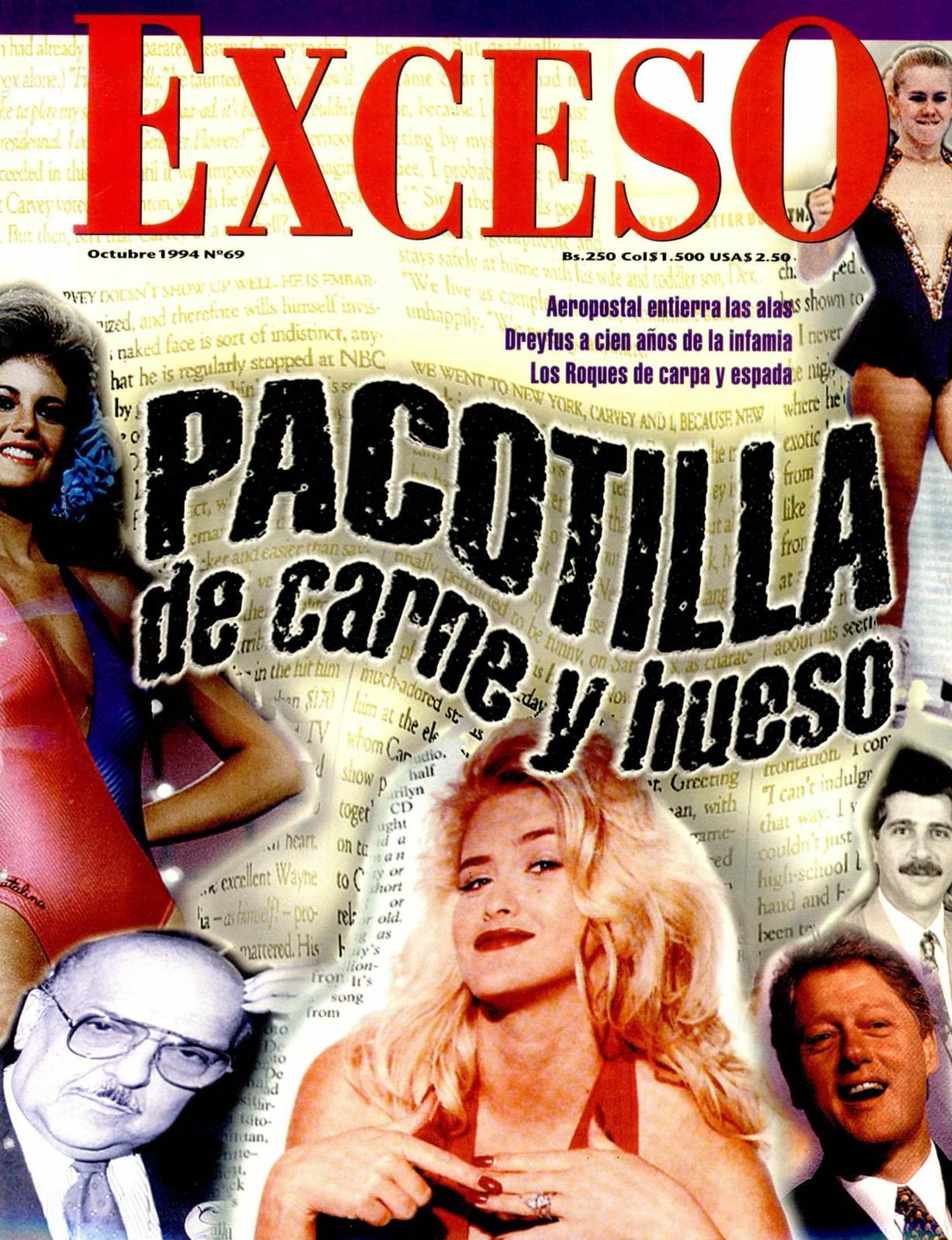 aebfc6883 Calaméo - REVISTA EXCESO EDICION Nº 69 OCTUBRE 1994