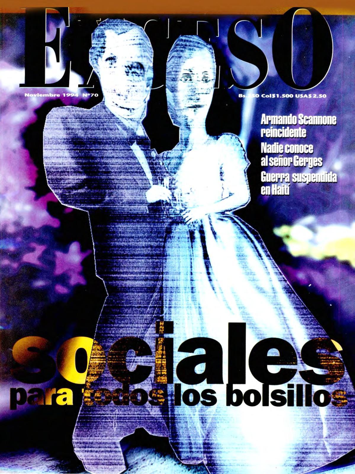 6e0c51c4bce44 Calaméo - REVISTA EXCESO EDICION Nº 70 NOVIEMBRE 1994