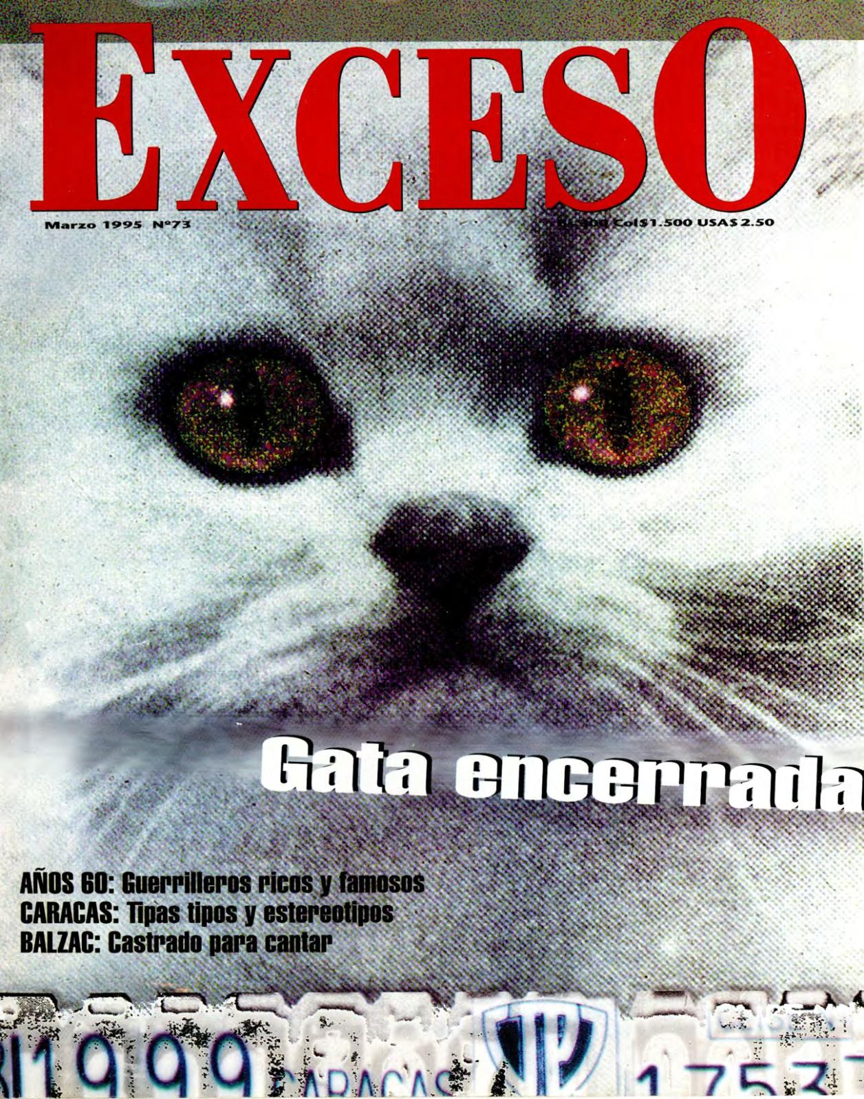 Calaméo - REVISTA EXCESO EDICION Nº 73 MARZO 1995 8eda5c57798