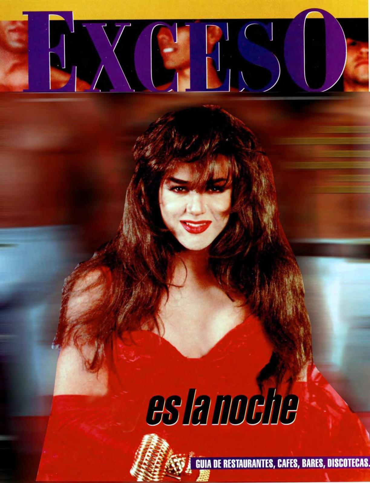 Peli Porno Fuego Lento 1993 calaméo - revista exceso edicion nº 77 julio 1995