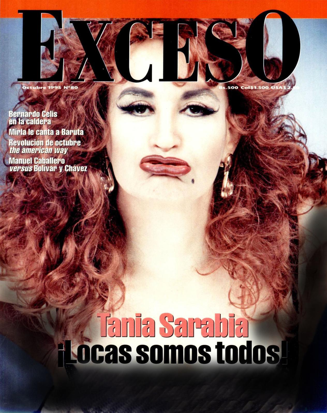 Calaméo Revista Exceso Octubre 1995 Nº 80