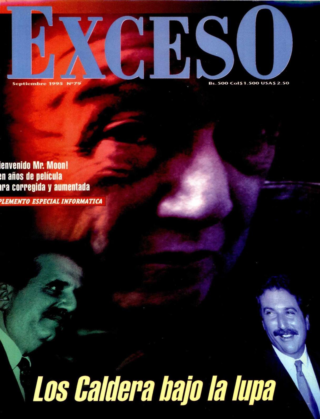 Calaméo - REVISTA EXCESO SEPTIEMBRE 1995 EDICION Nº 79 28eb7d819805