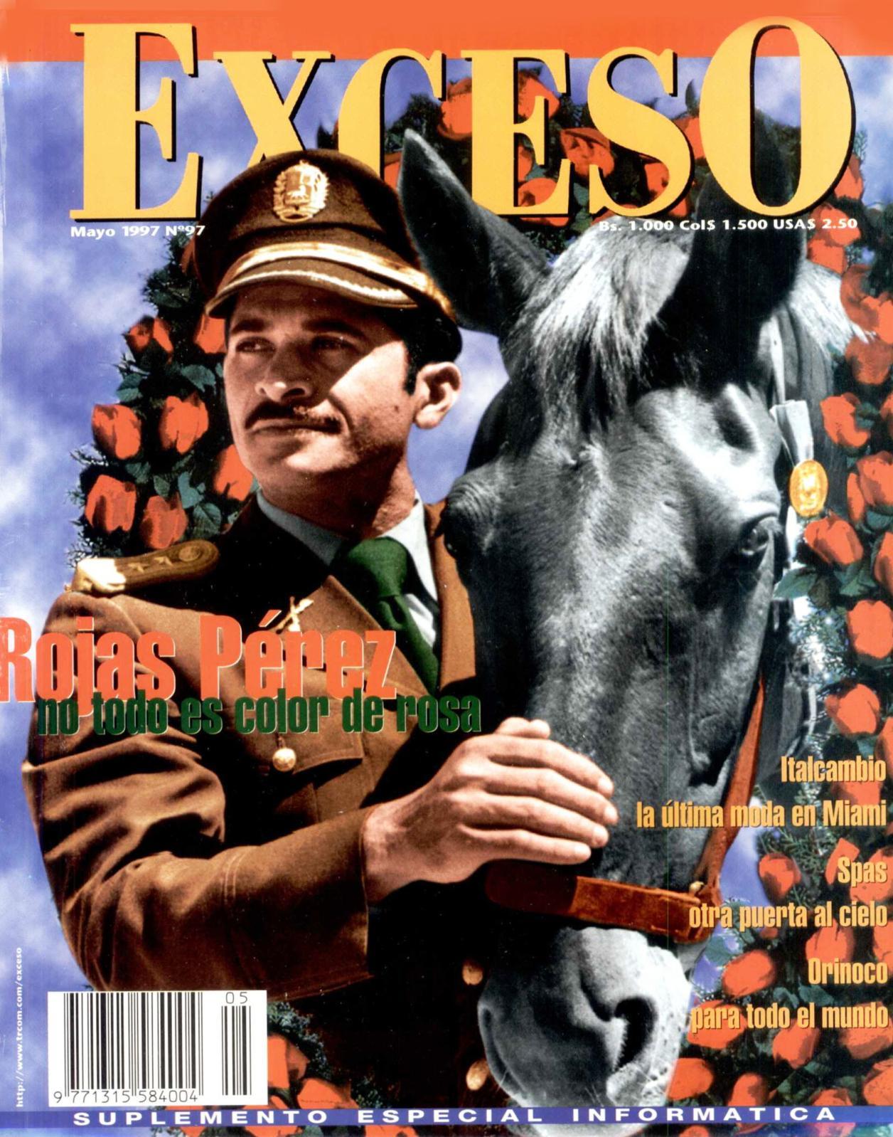 7a986986619d Calaméo - REVISTA EXCESO EDICIÓN Nº 97 MAYO 1997
