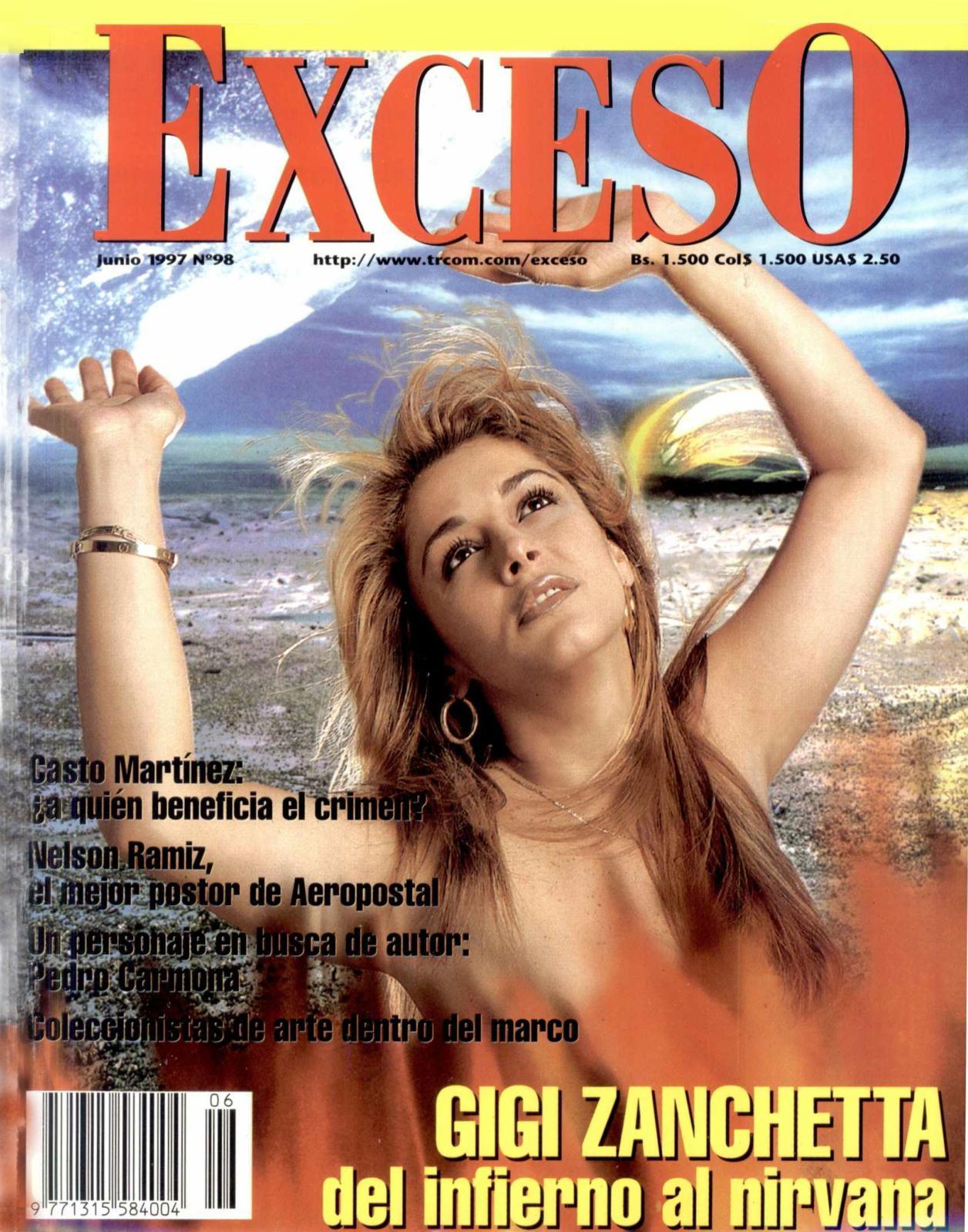Calaméo Nº Revista Edición Junio Exceso 98 1997 7bgYf6yv