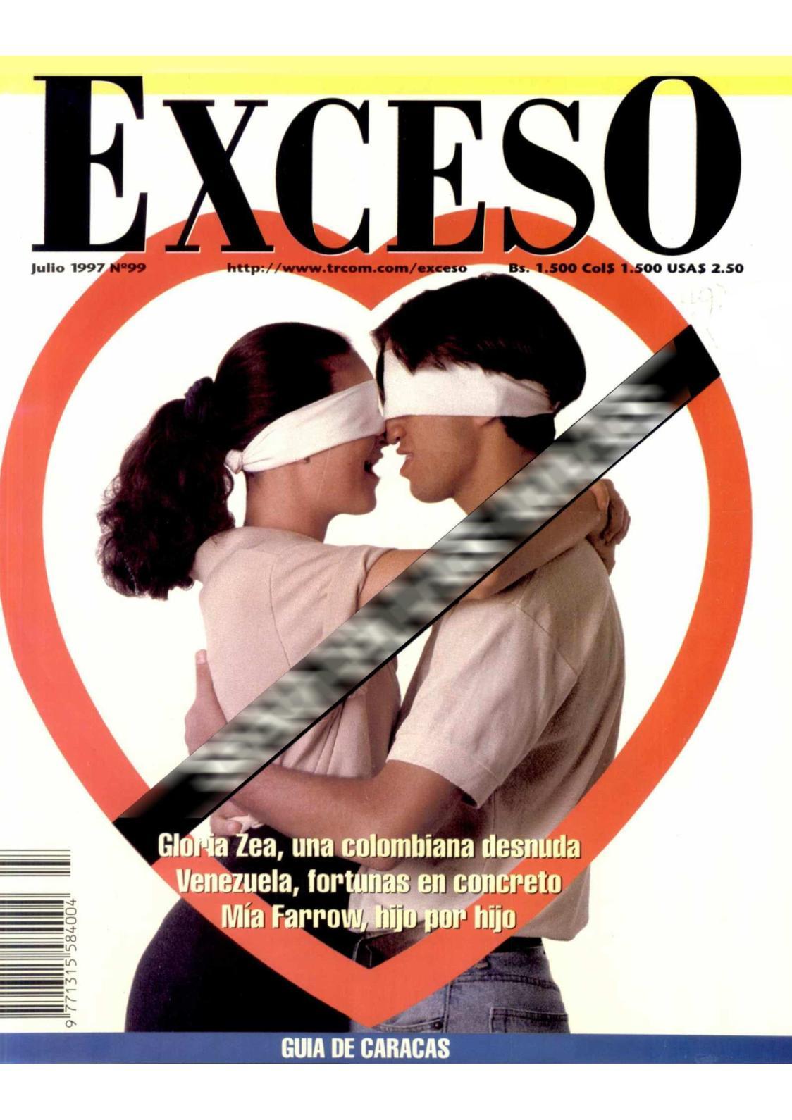 Actriz Porno Traumatizada Xxx calaméo - revista exceso ediciÓn nº 99 julio 1997