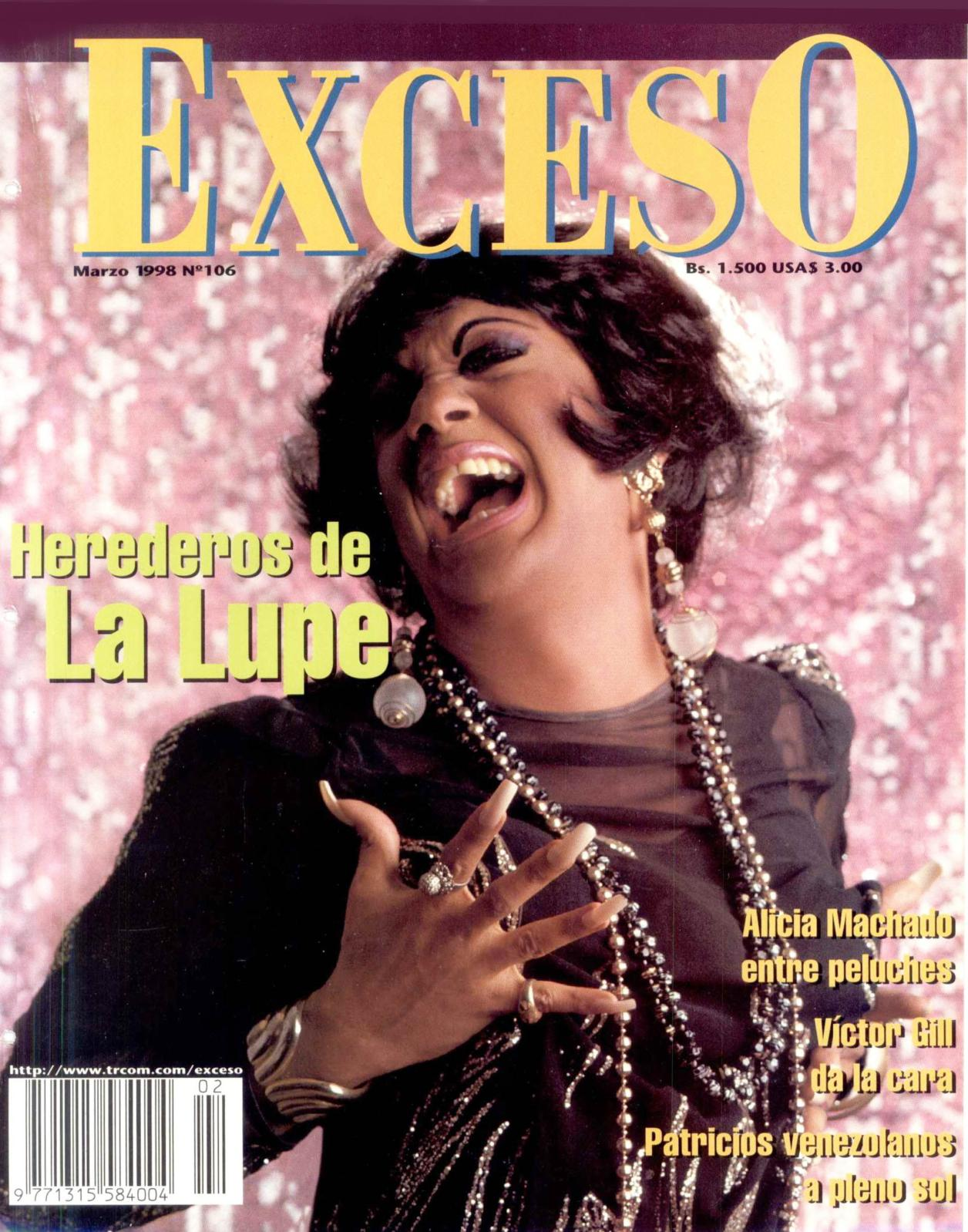 save off 110e0 7e791 Calaméo - REVISTA EXCESO EDICIÓN Nº 106 MARZO 1998