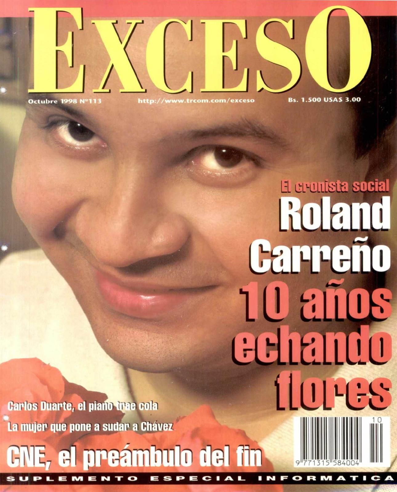 Batas Con Botones Al Frente Videos Porno calaméo - revista exceso ediciÓn nº 113 octubre 1998