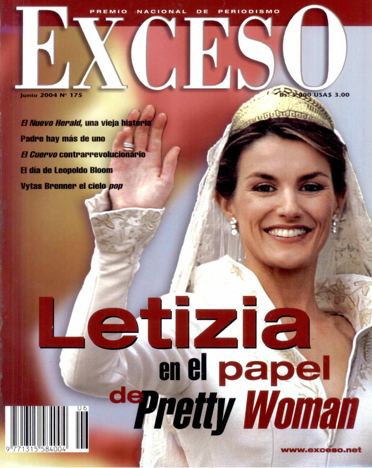 38eed948a Calaméo - REVISTA EXCESO EDICIÓN Nº 175 JUNIO 2004