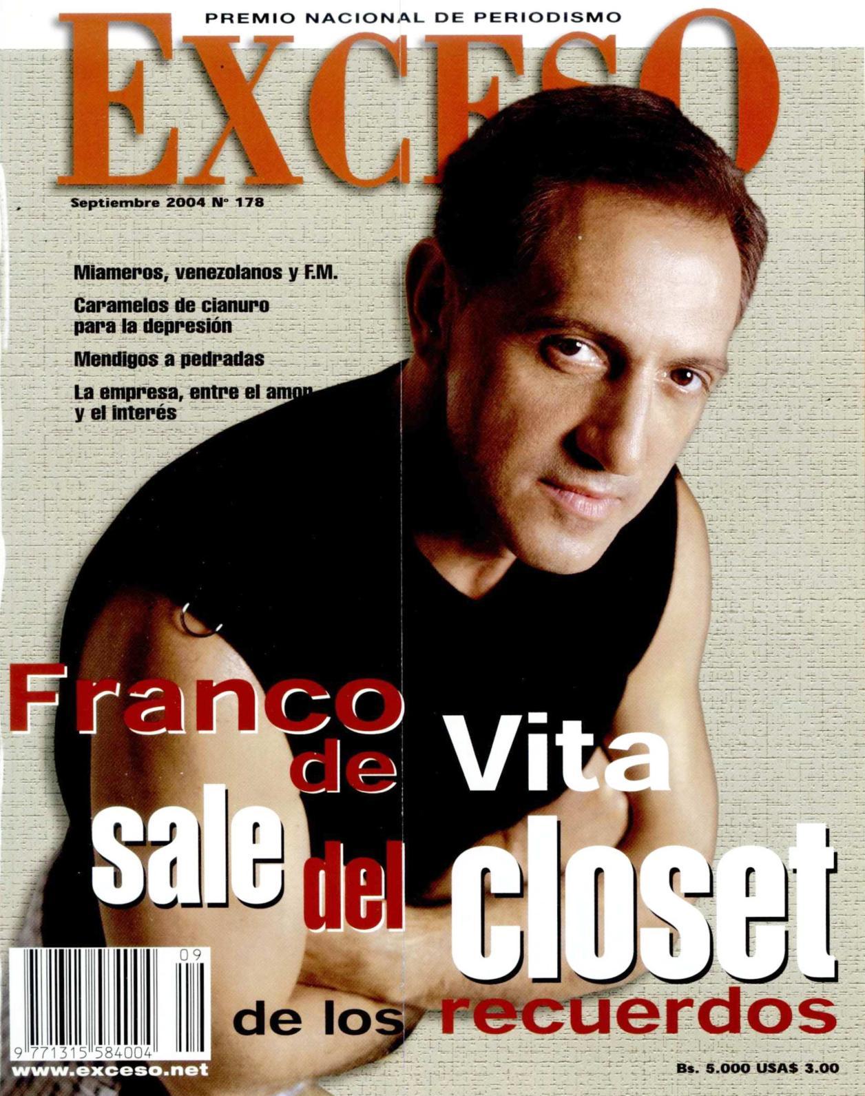 Revista Calaméo Exceso Septiembre Edición 2004 Nº 178 Y6vf7gyb